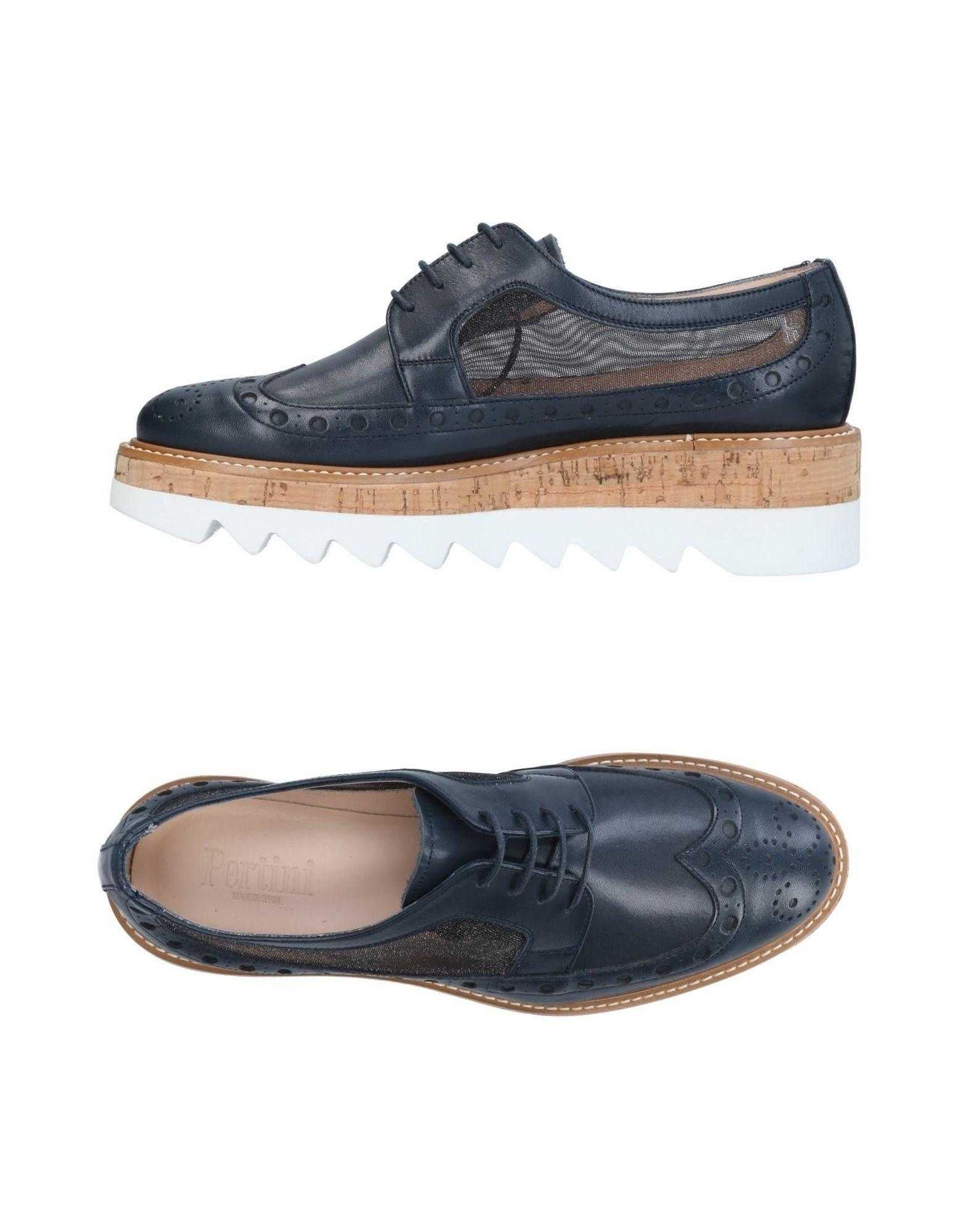 FOOTWEAR - Lace-up shoes Pertini