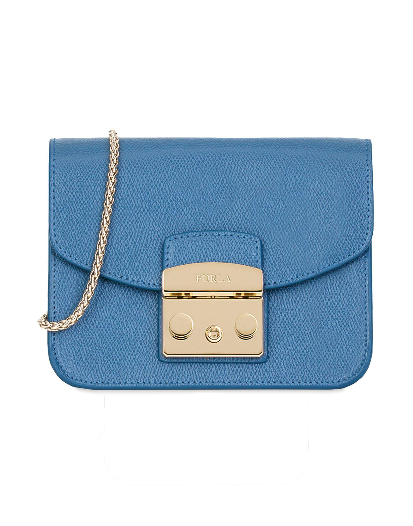ebde832c0d Lyst - Sacs Bandoulière Furla en coloris Bleu