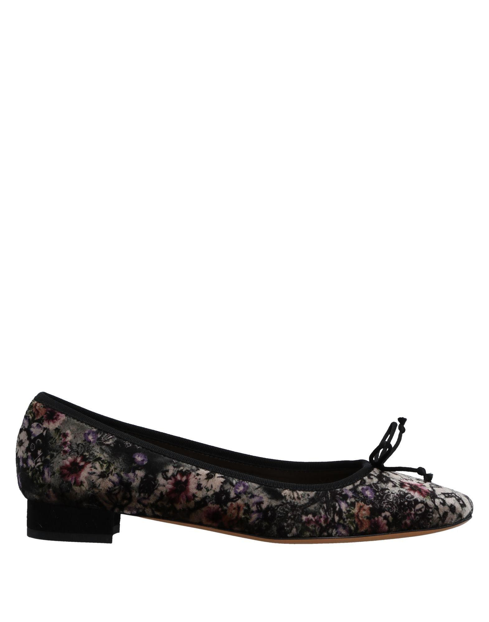 bf7f06a727a8be Lyst - Fabio Rusconi Ballet Flats in Black