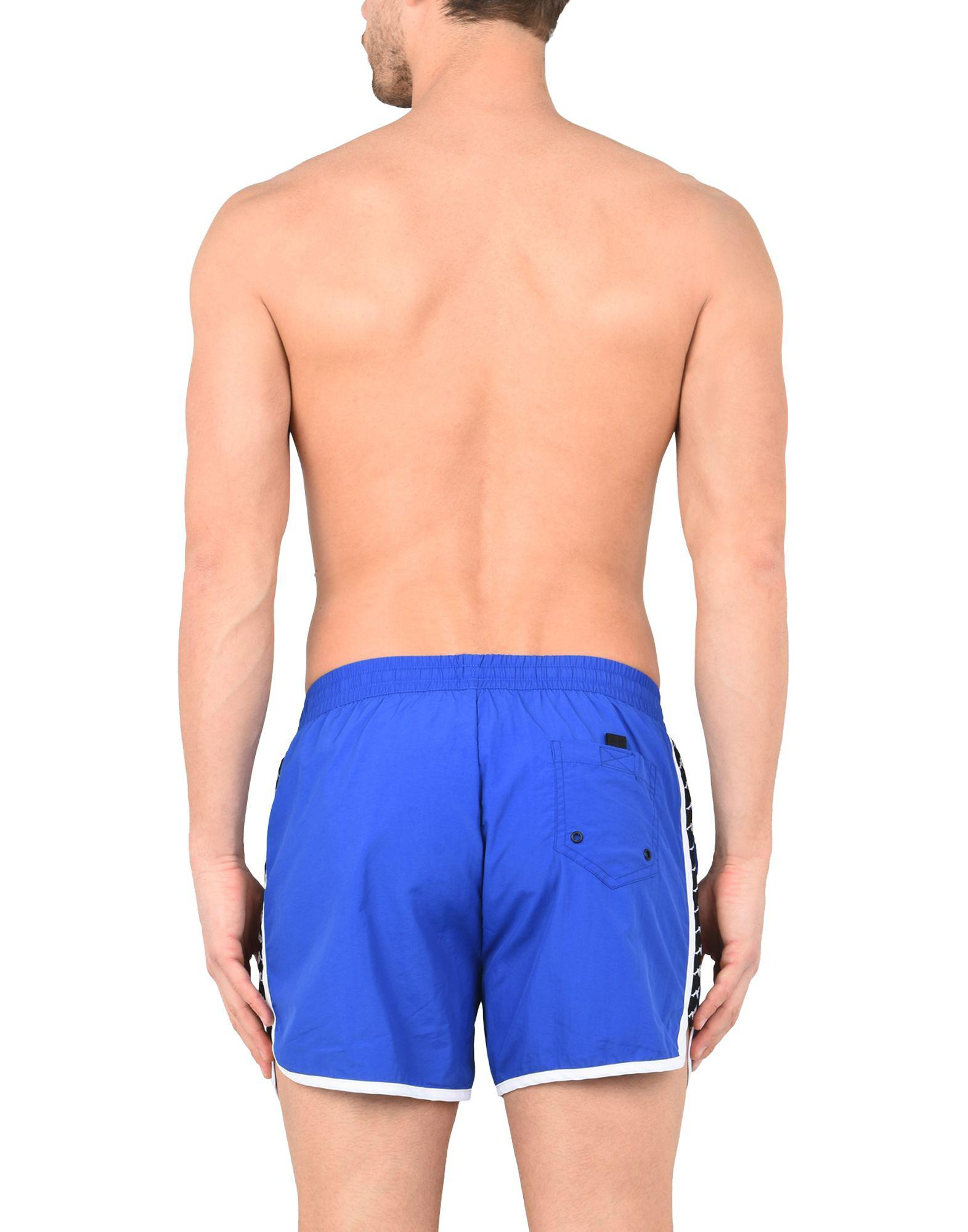 5fff87280b532 Kappa Swim Trunks in Blue for Men - Lyst