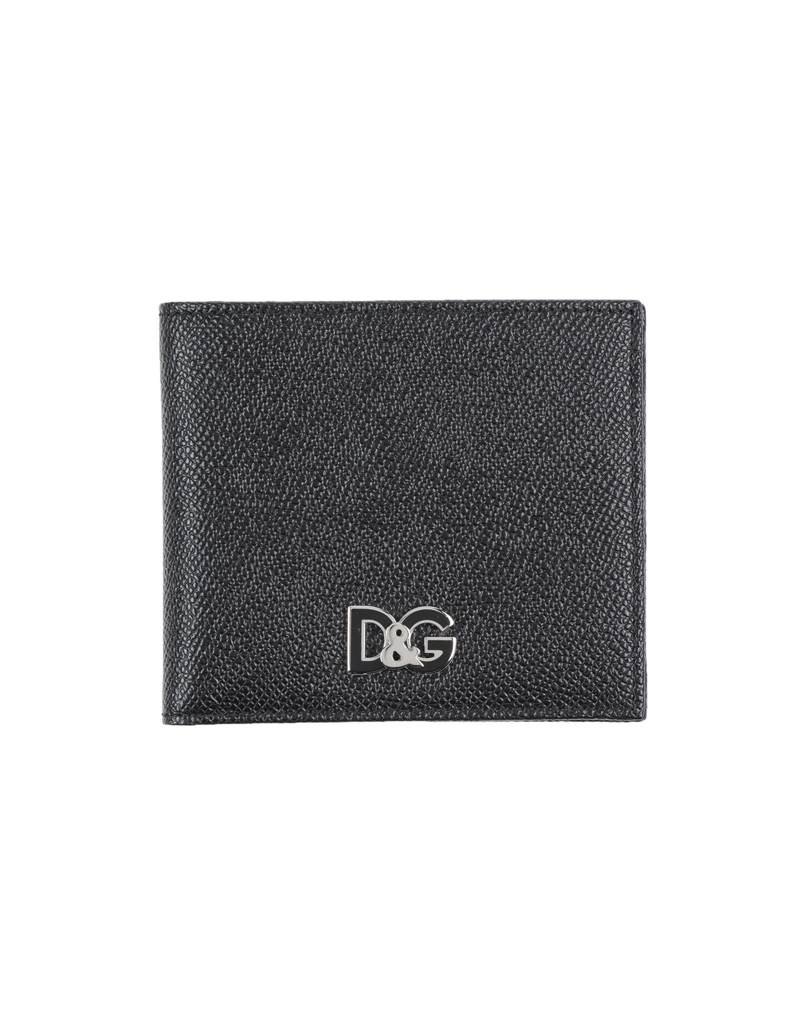 4f5873272b Lyst - Dolce & Gabbana Wallet in Black for Men