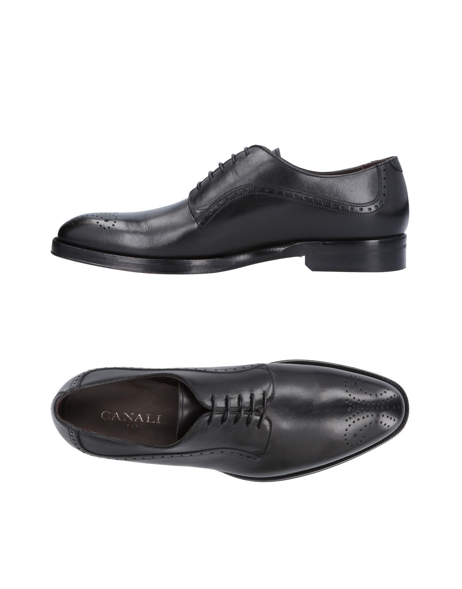 Canali Chaussures À Lacets fPaRk