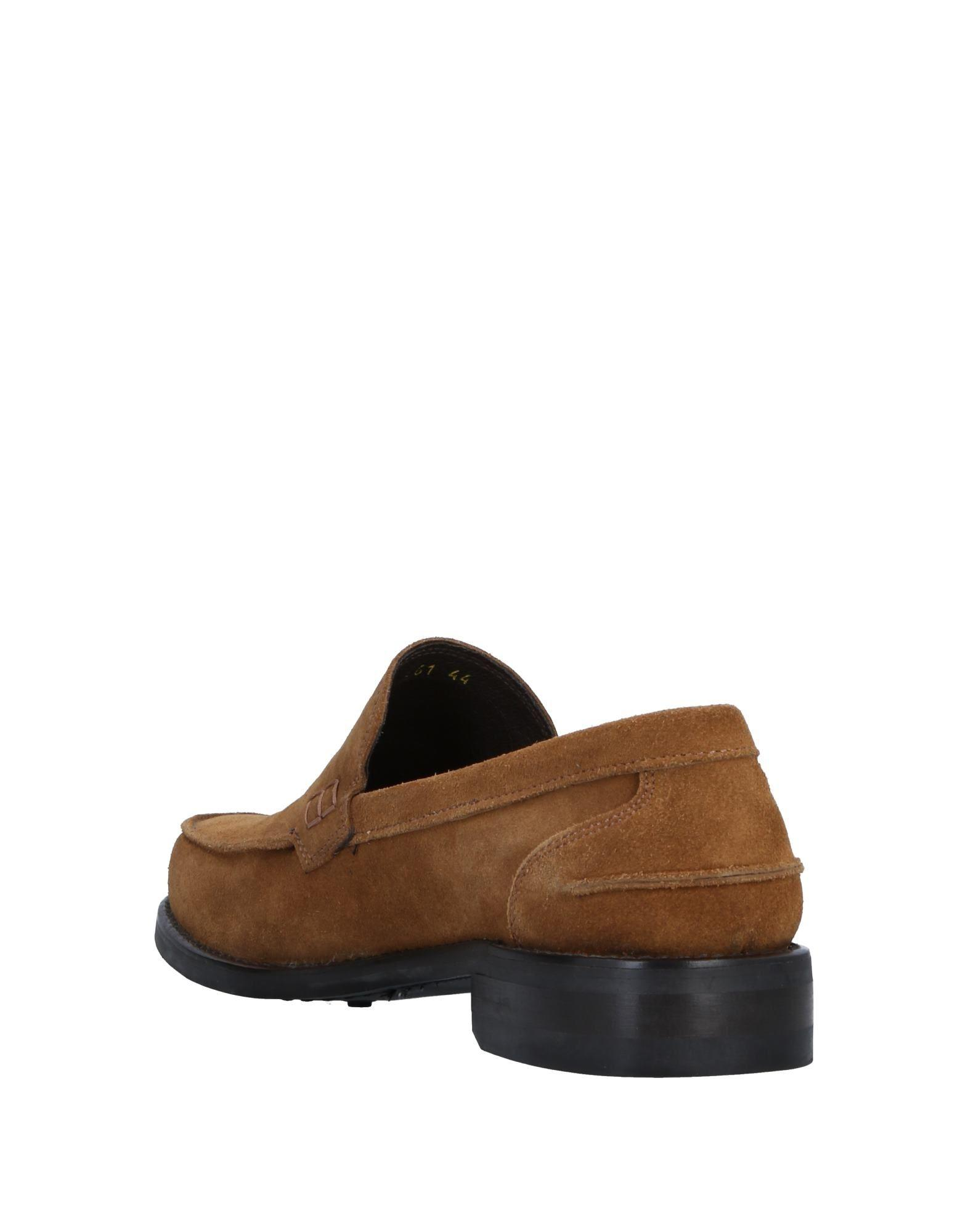 in Lyst for Brown Loafer Angelo Men Nardelli PxqUw0A