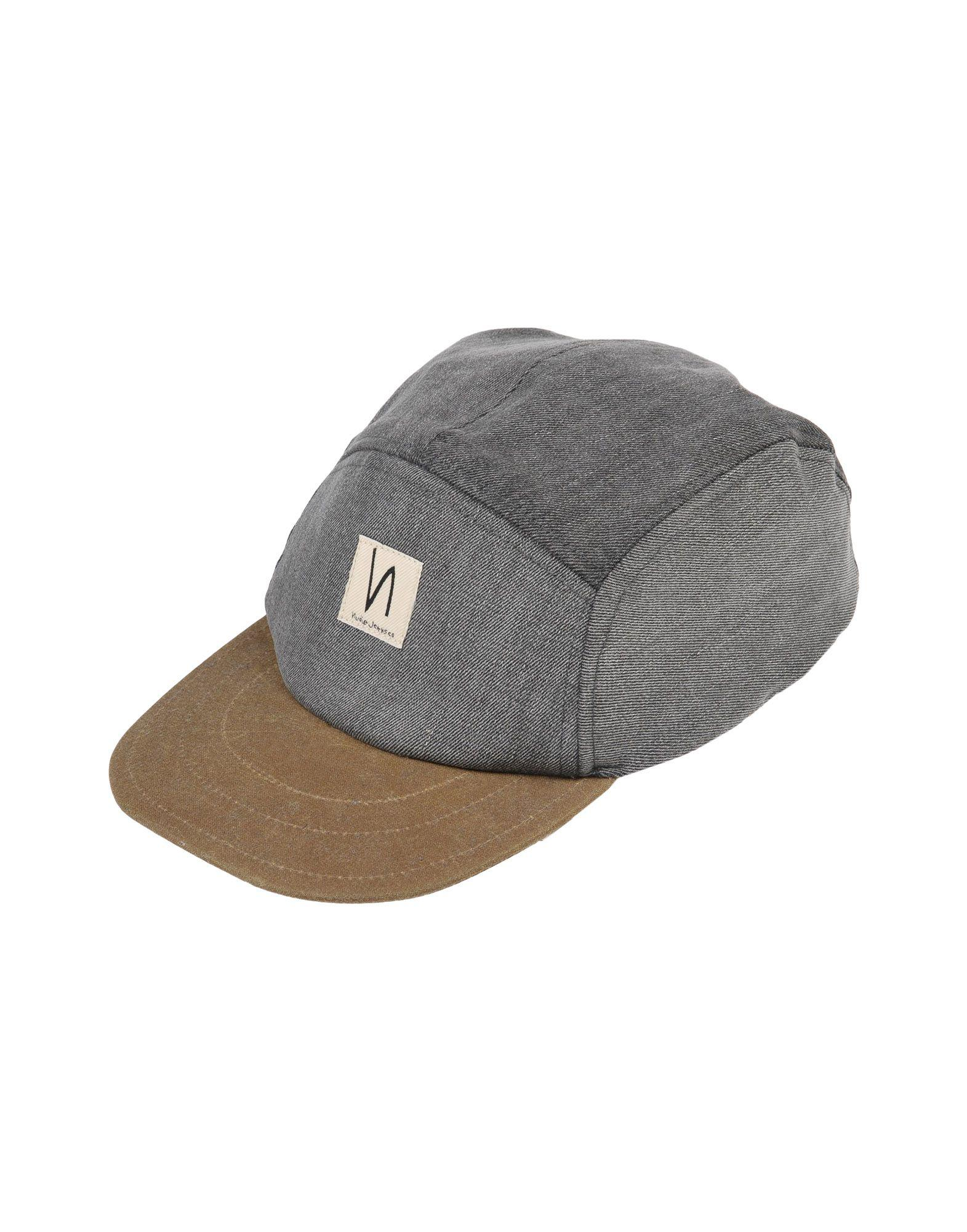 Lyst - Nudie Jeans Hat in Black for Men 37fc80993f2