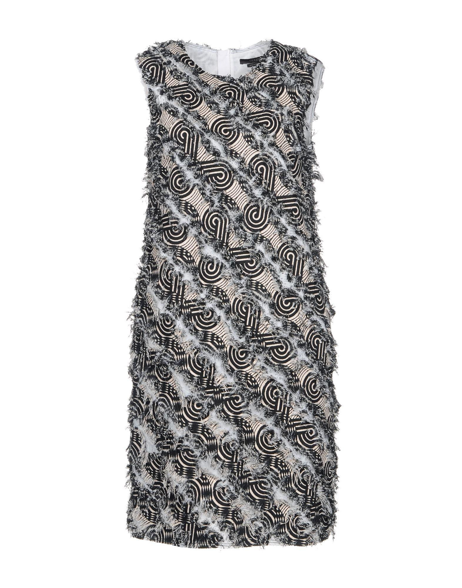 DRESSES - Short dresses Odeeh Clearance Inexpensive Outlet Low Price Online Shop Cheap Shop Offer Authentic 3v4jsm