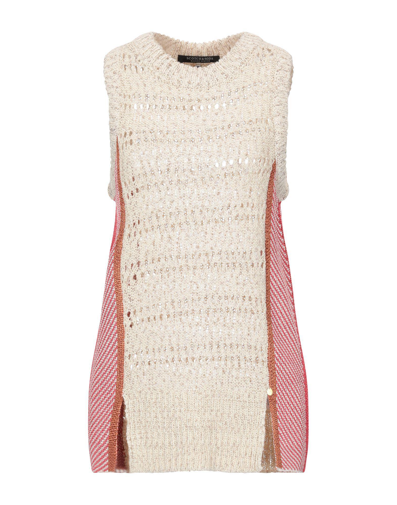 Maison Scotch - White Sweater - Lyst. View fullscreen d39c30248