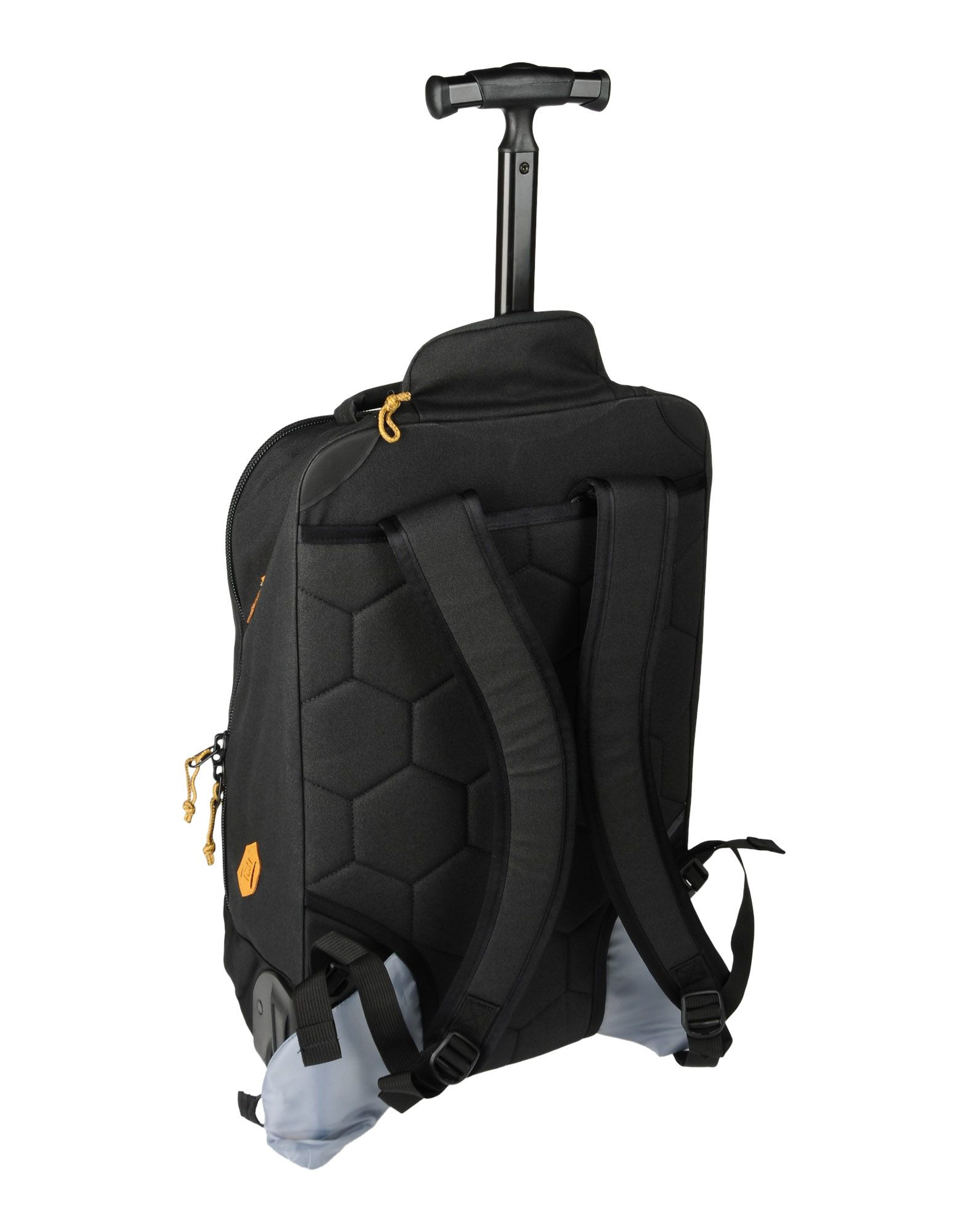 Timberland Wheeled Luggage In Black For Men Lyst