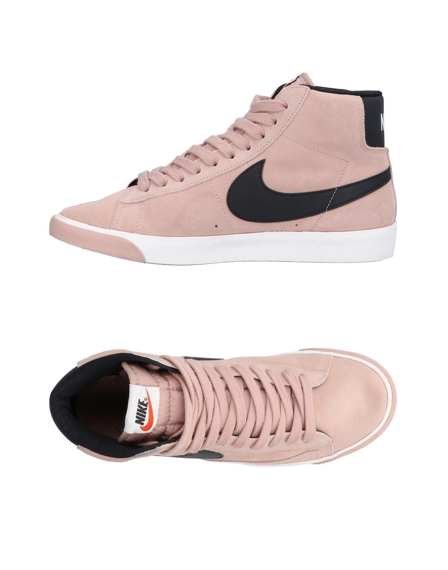 87da782df89 Lyst - Nike High-tops   Sneakers in Pink