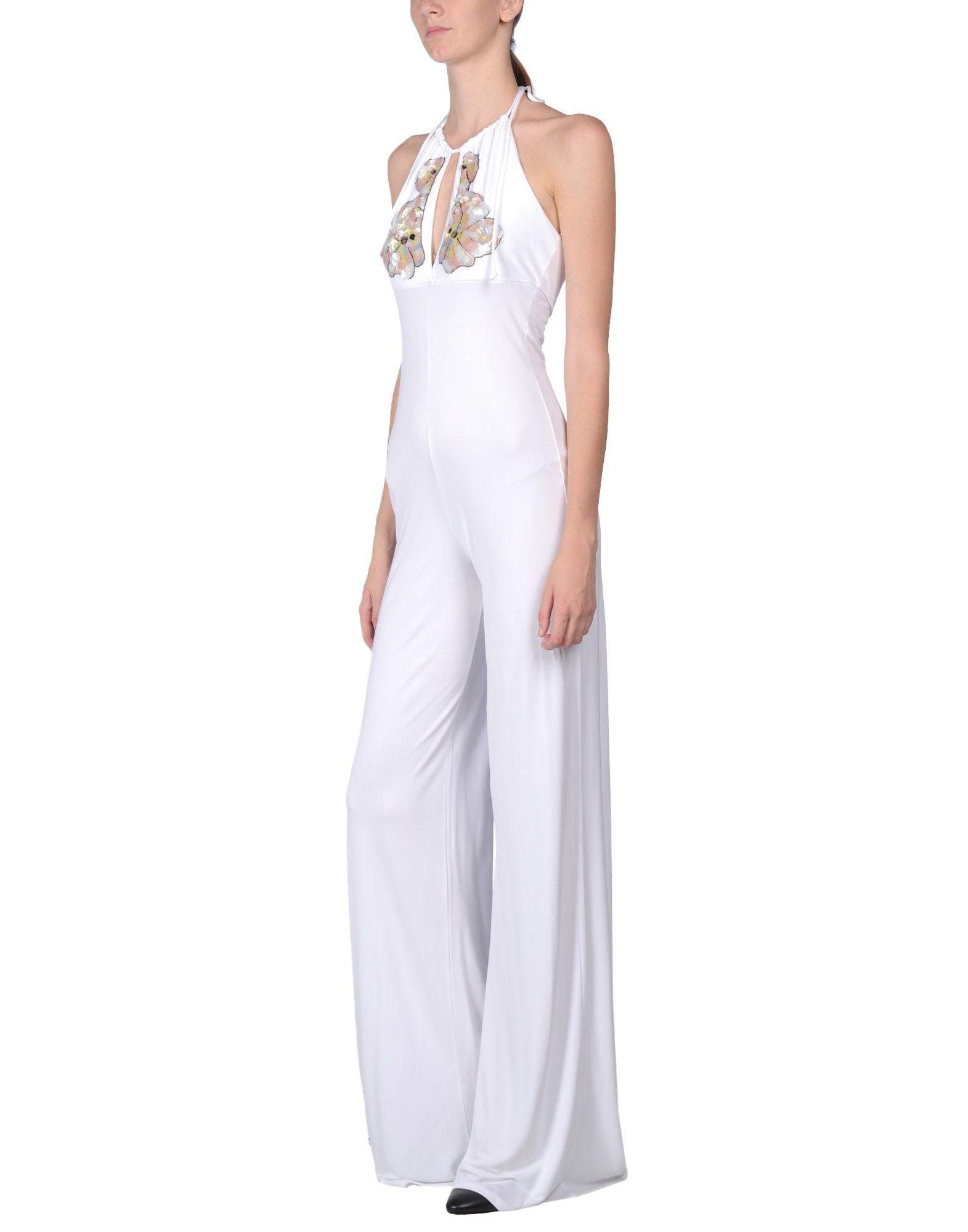 de94521f2f2 Fisico Jumpsuit in White - Lyst