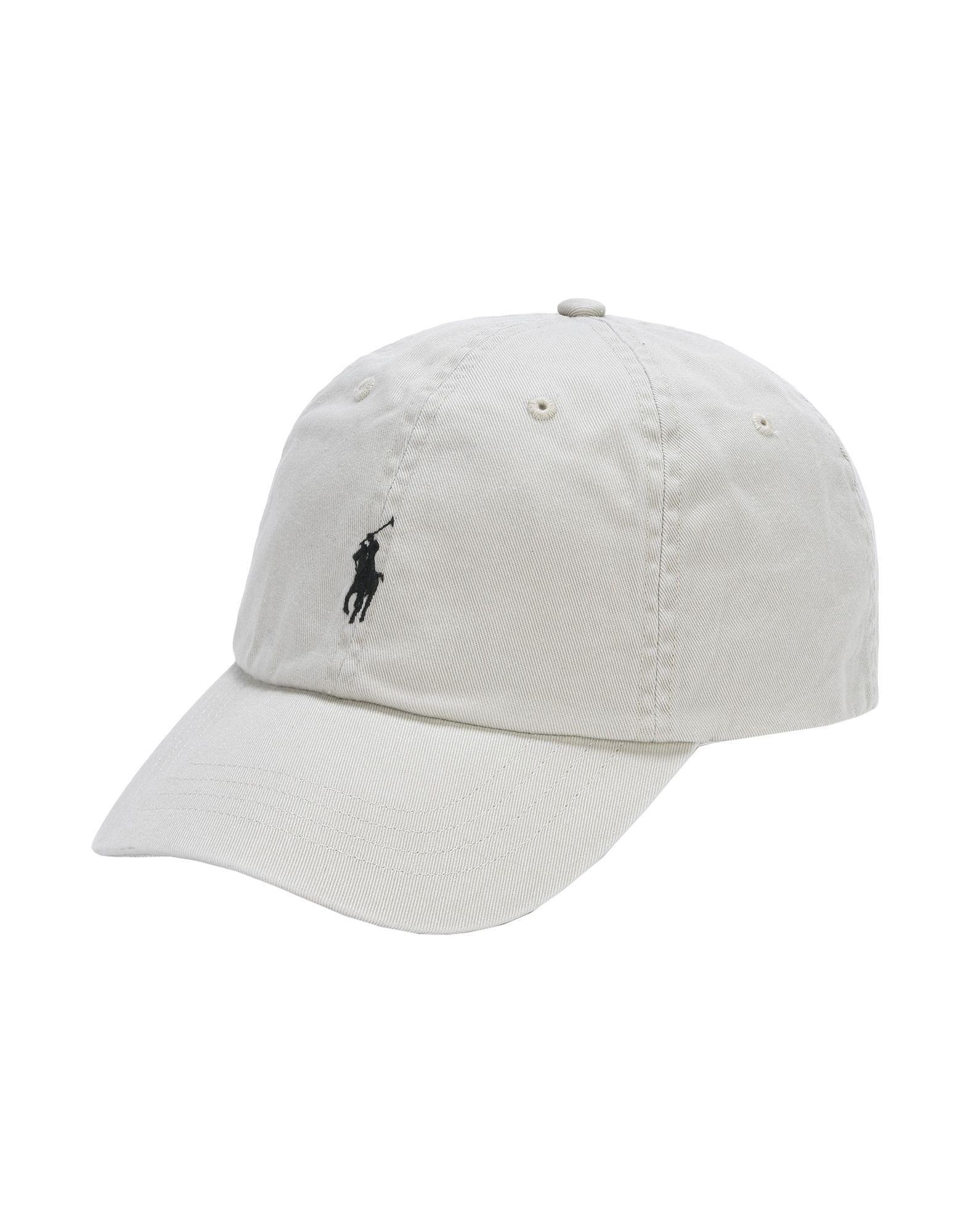 781d7754a47 Polo Ralph Lauren Hat in Gray for Men - Lyst