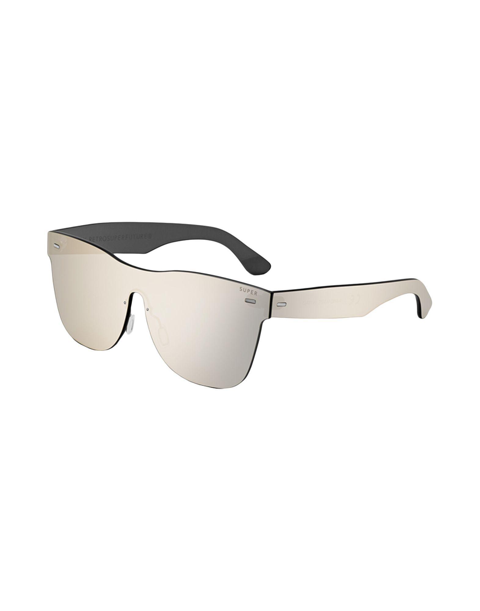 65e9fadc4982 Retrosuperfuture - White Sunglasses for Men - Lyst. View fullscreen