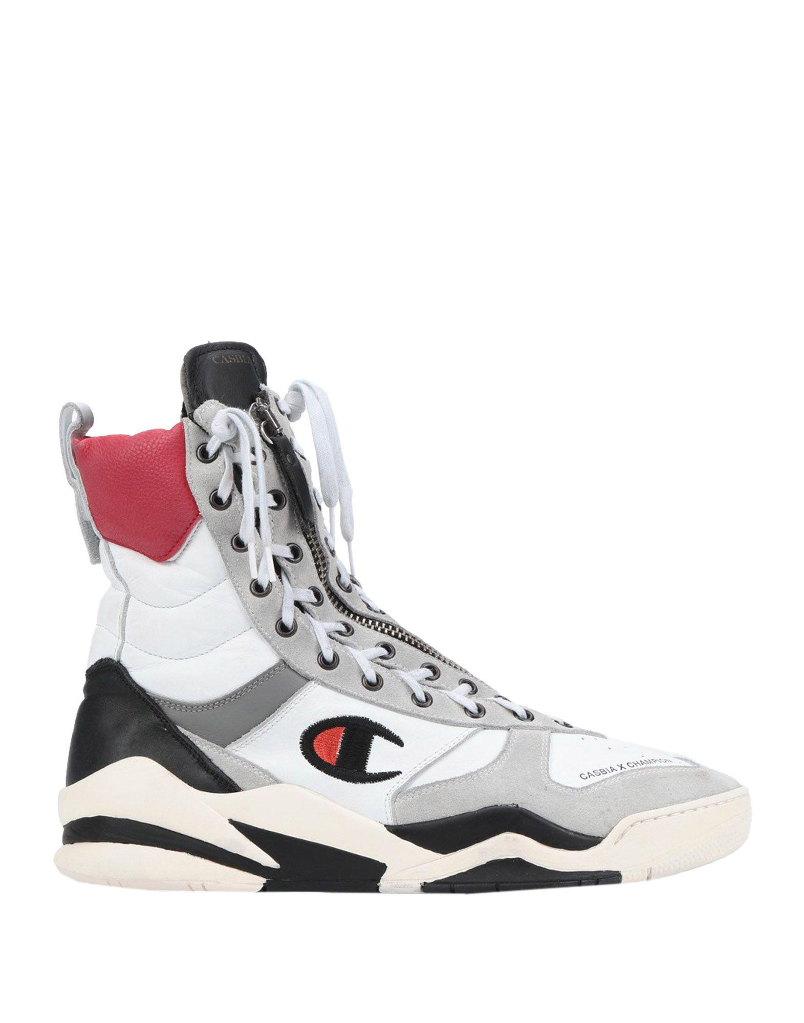 753c404ed056ae Lyst - Champion High-tops   Sneakers in Gray for Men