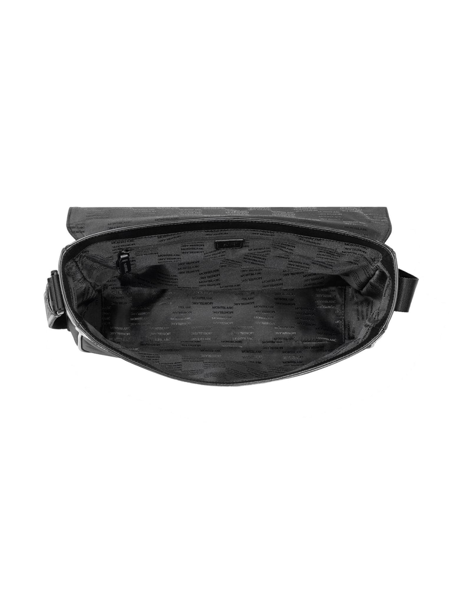 Lyst - Sacs Bandoulière Montblanc pour homme en coloris Noir 432f2fef53f