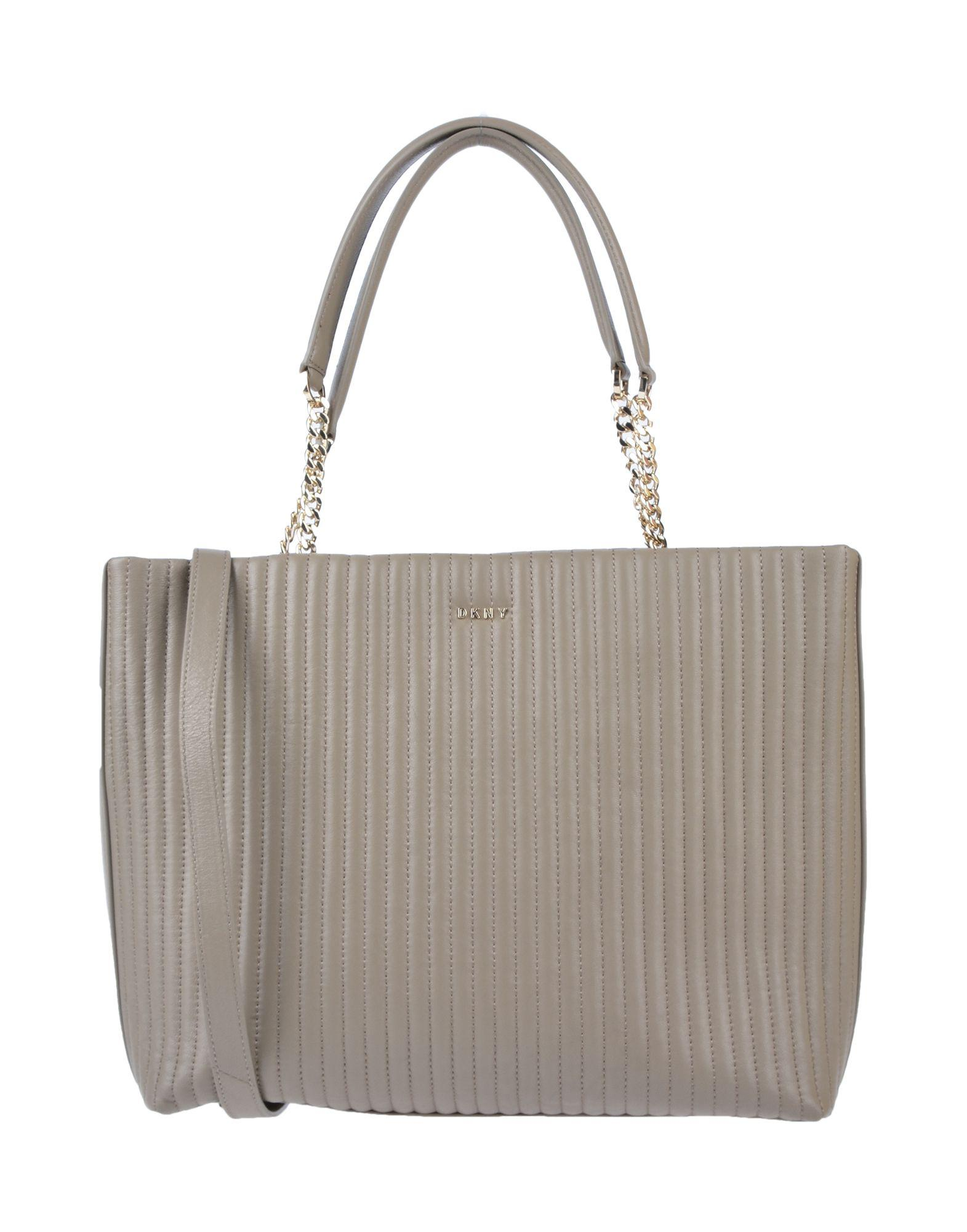 a6bd07977f00 DKNY - Gray Handbag - Lyst. View fullscreen