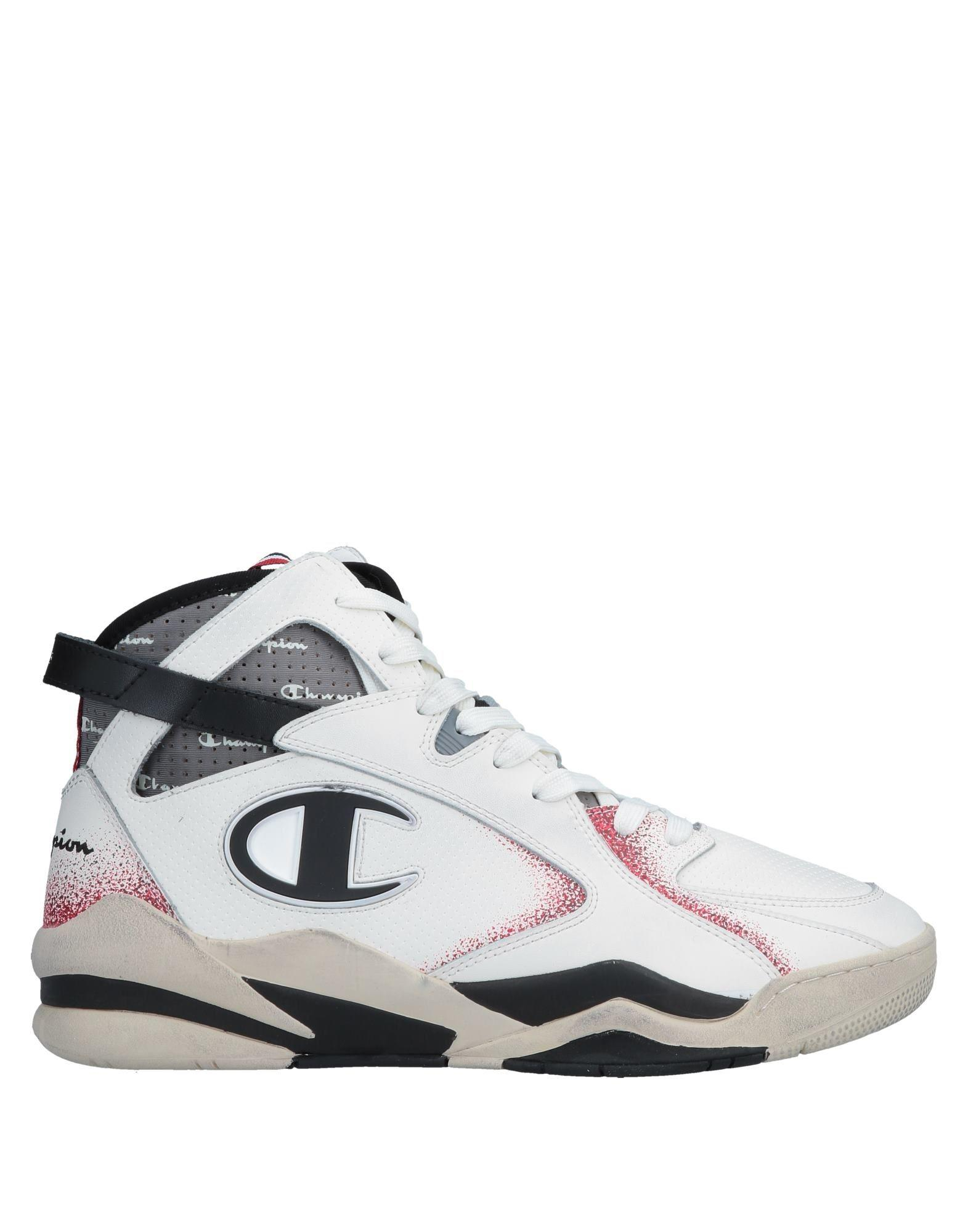 82d408030 Lyst - Champion High-tops   Sneakers in White for Men - Save 43%