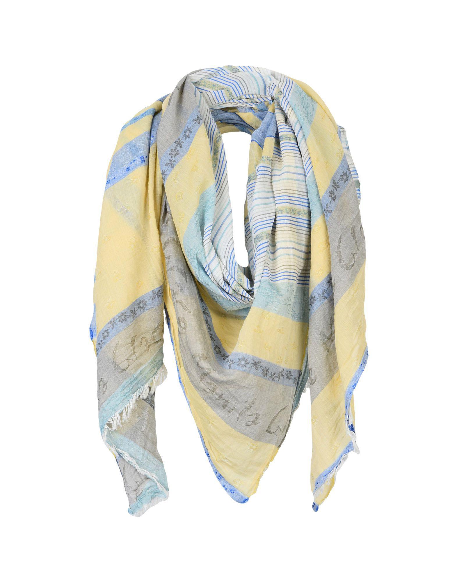 ACCESSORIES - Oblong scarves Manila Grace 80rV7m