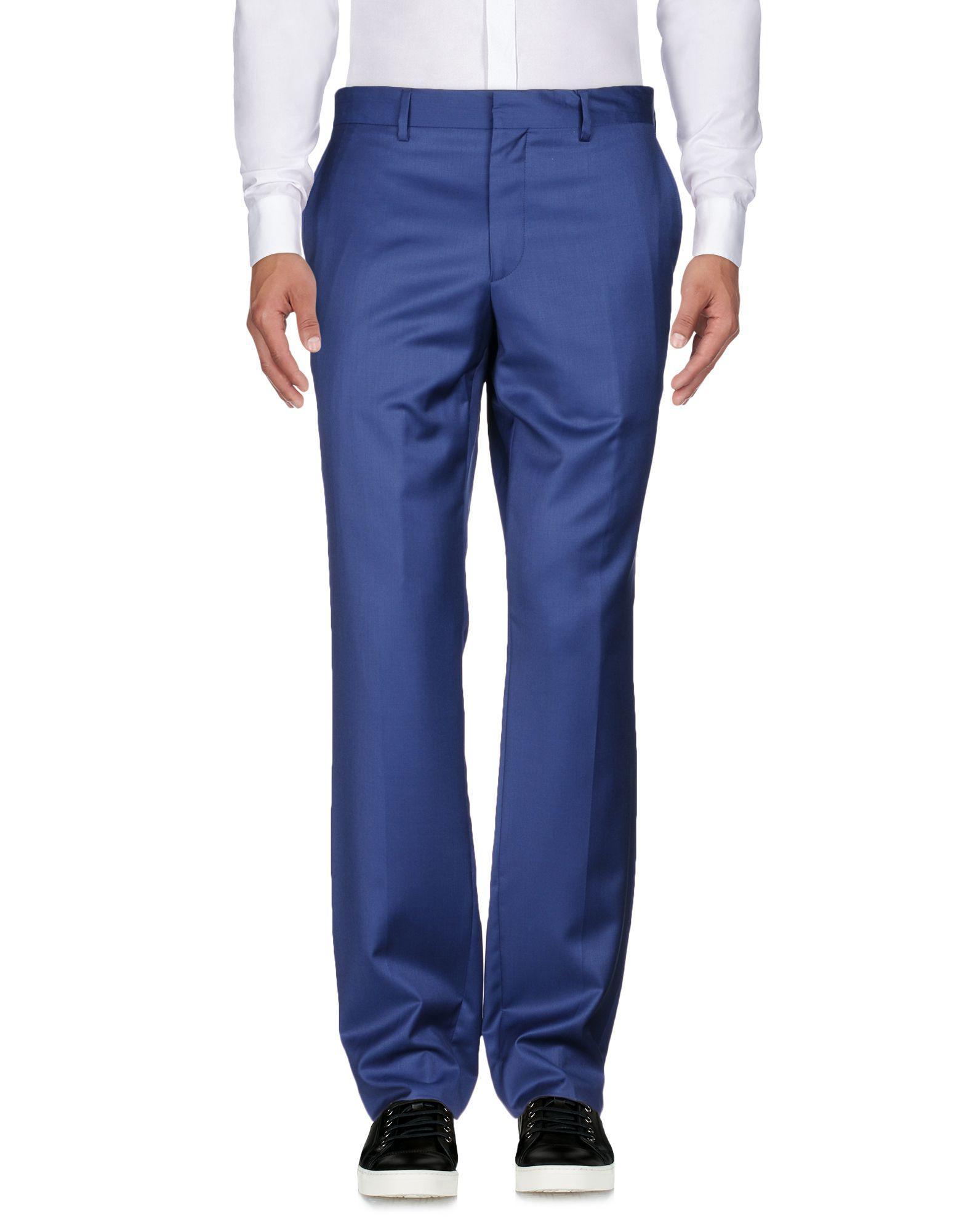 Lyst - Pantalon Versace pour homme en coloris Bleu e3e0e599f64