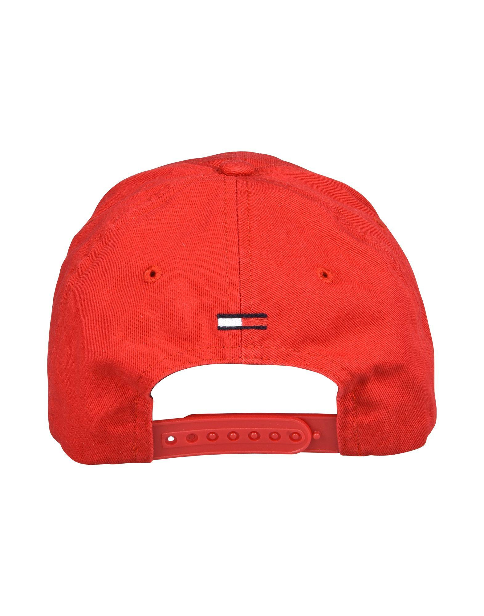 Tommy Hilfiger Hat in Red for Men - Lyst 31e2c4507a3