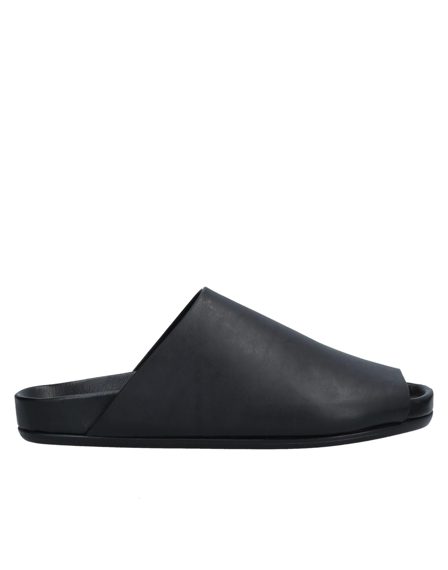 e70fa48487364a Lyst - Rick Owens Sandals in Black for Men
