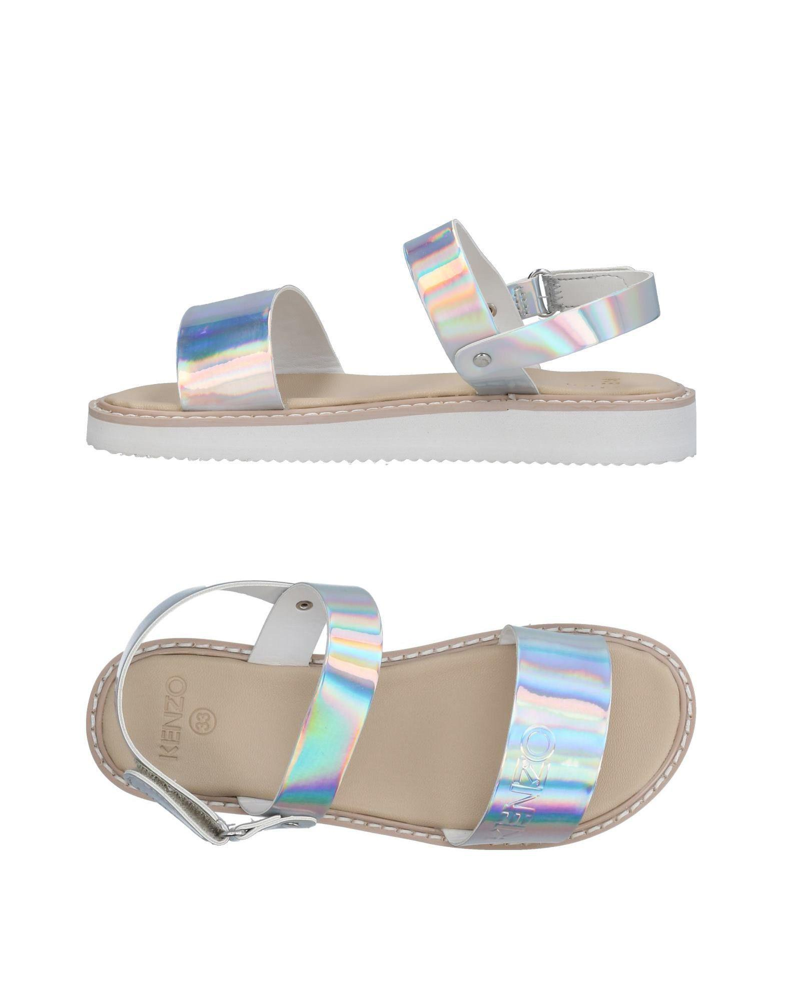 clearance store cheap online Kenzo Metallic Embossed Sandals genuine sale online outlet footaction with paypal sale online cheap sale prices 3p6lqQmfHC