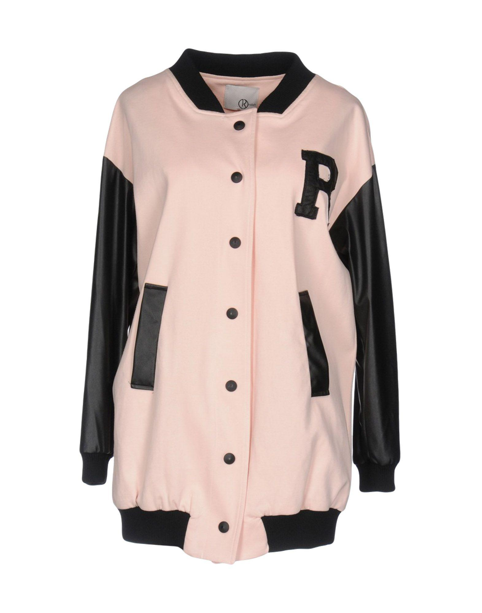 Lyst - Relish Jacket in Pink