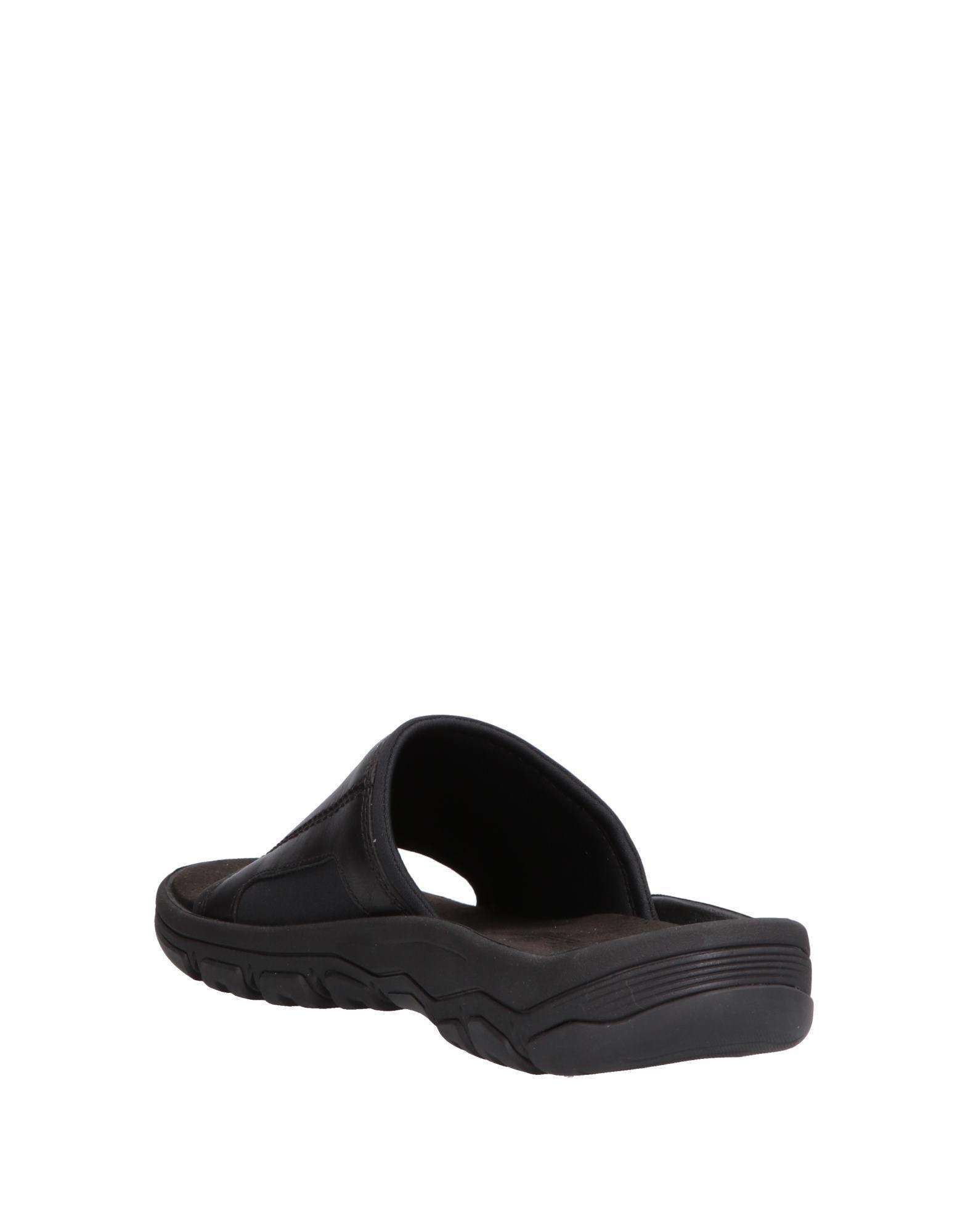 1ef1ddf3f6e5 Lyst - Timberland Roslindale Slide (medium Brown Full Grain) Men s Slide  Shoes in Black for Men - Save 32%