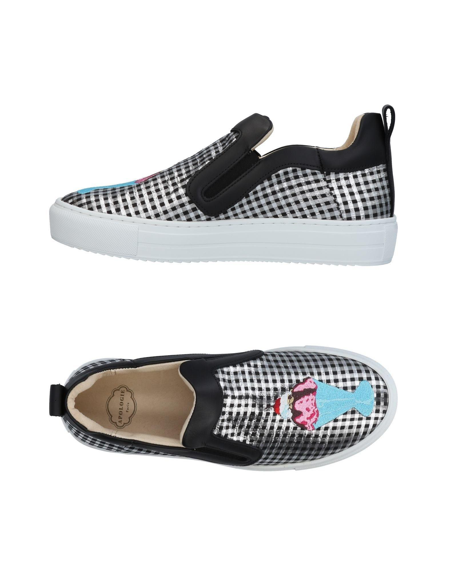 FOOTWEAR - Low-tops & sneakers Apologie Pay With Paypal Sale Online Buy Cheap Low Shipping Browse Online Discount Low Shipping f66CNUJ4dm