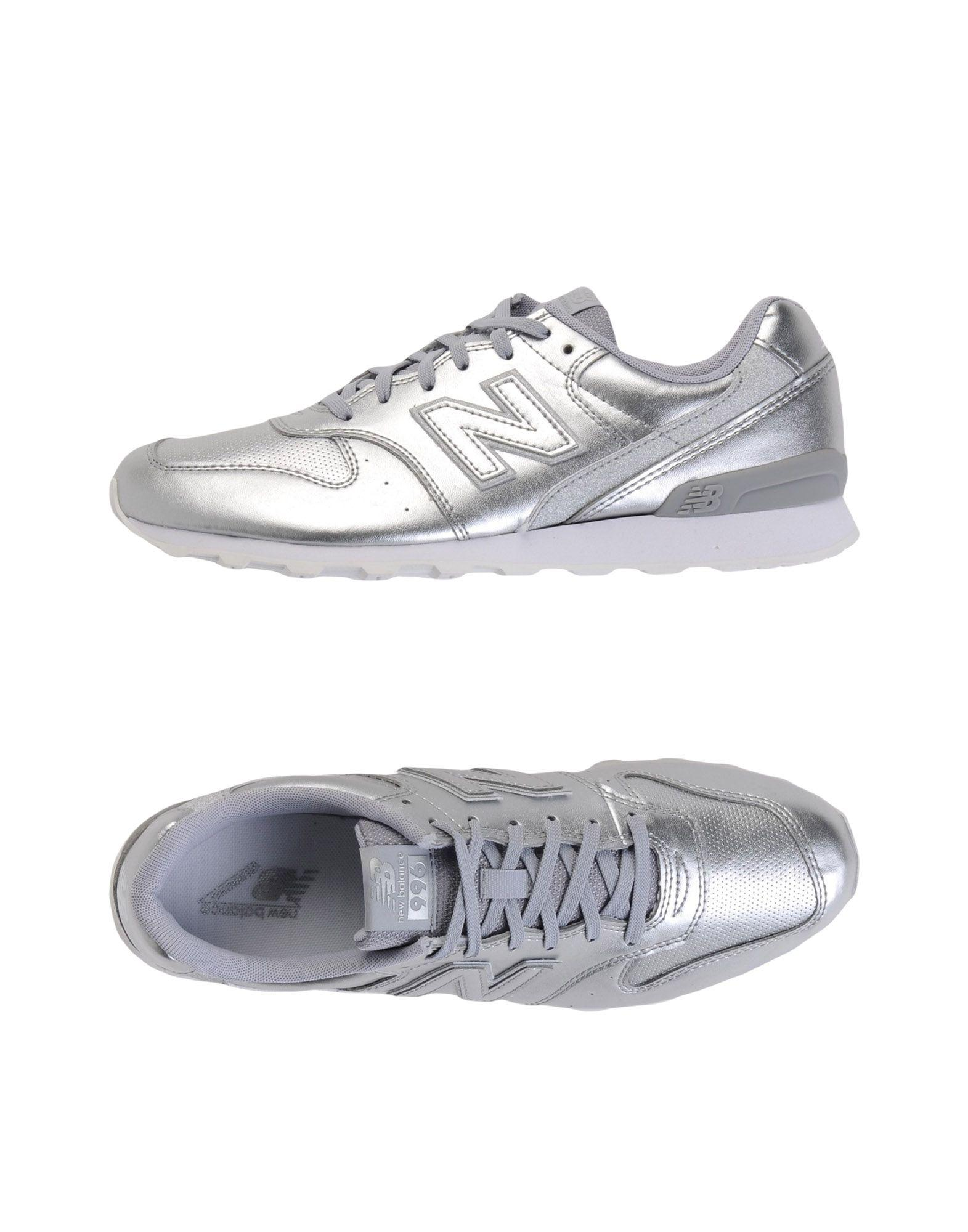 Lyst Tennisschuhe Mettallic New In Low Balance Sneakersamp; qSzGUVLMp