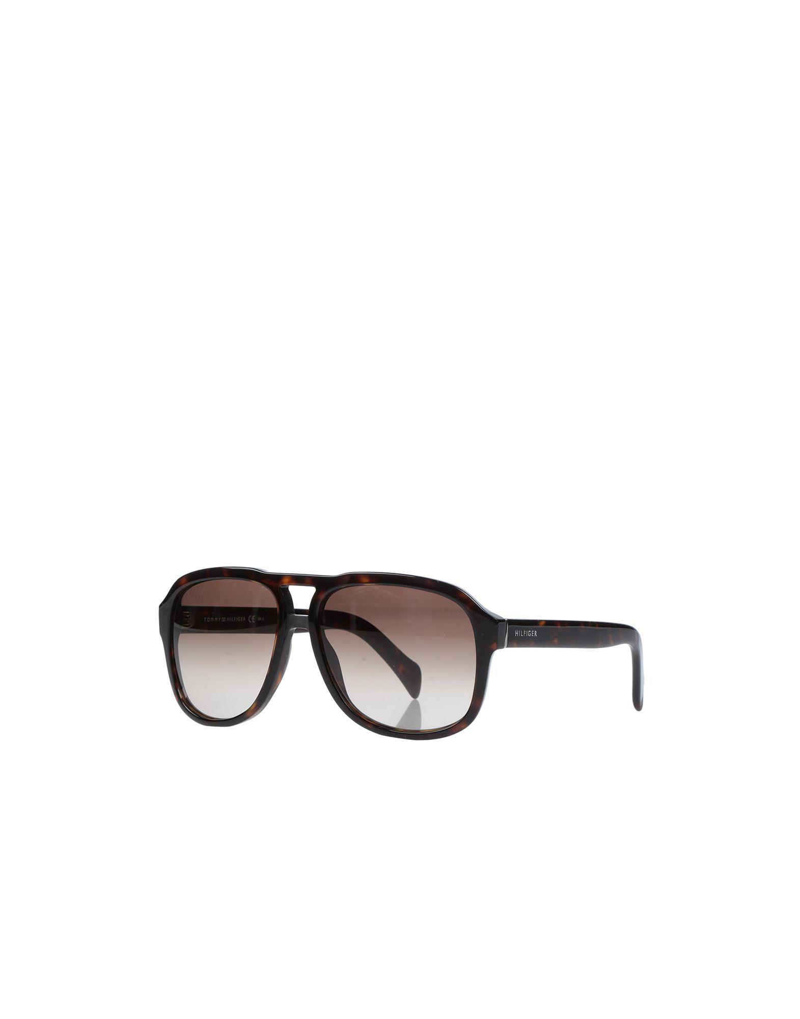 1420751e9211 Tommy Hilfiger Sunglasses in Brown for Men - Lyst