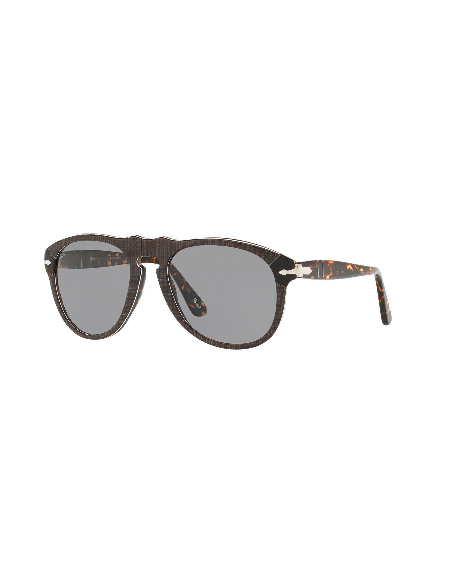 ca9e322b1c0b4 Persol - Black Sunglasses for Men - Lyst. View fullscreen
