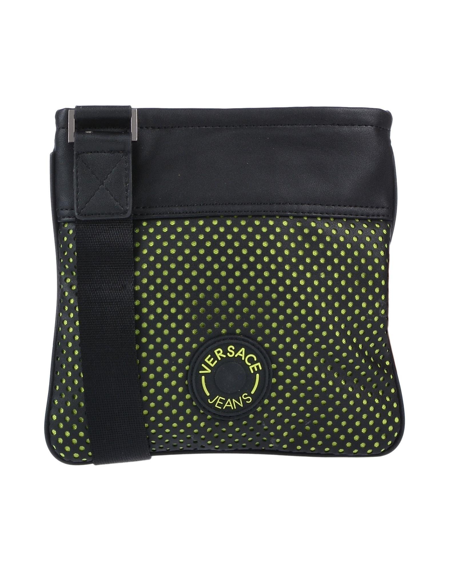 aaacf54243 Versace Jeans Cross-body Bags in Black for Men - Lyst