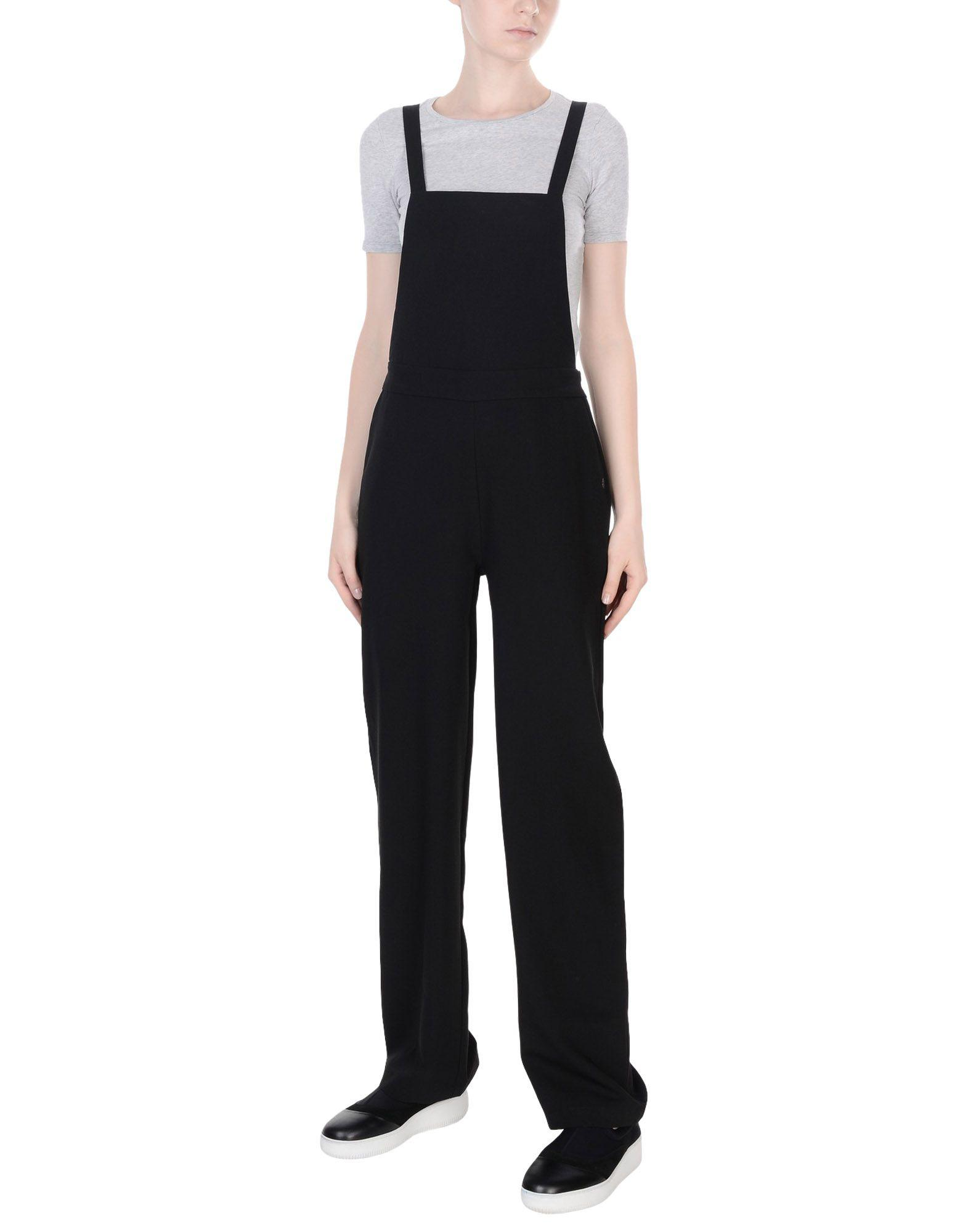 9a7f738973 Lyst - Numph Overalls in Black
