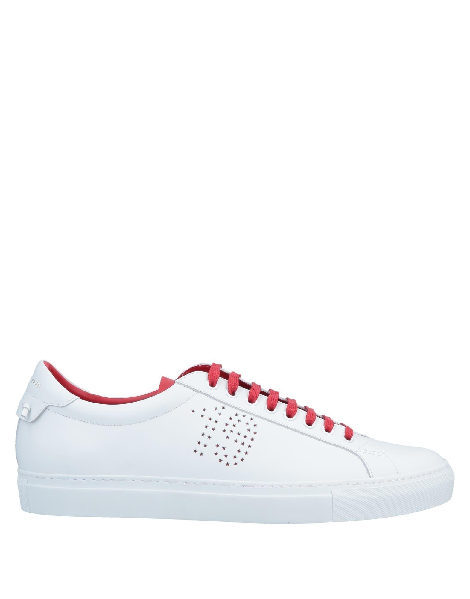 Lyst - Givenchy Low-tops   Sneakers in White for Men bf018476e