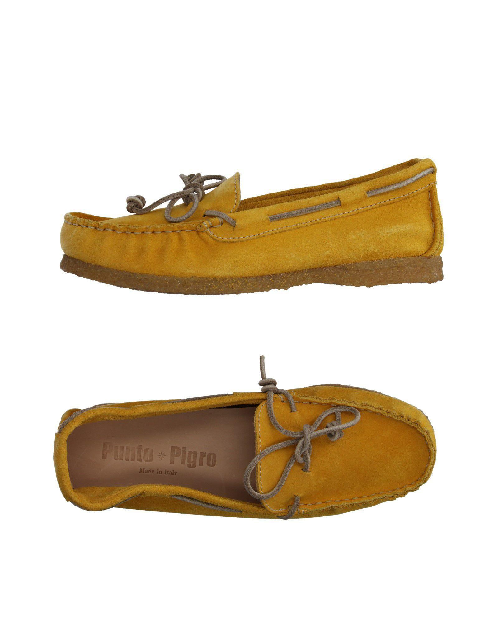 FOOTWEAR - Loafers Punto Pigro xC8LZZSXG