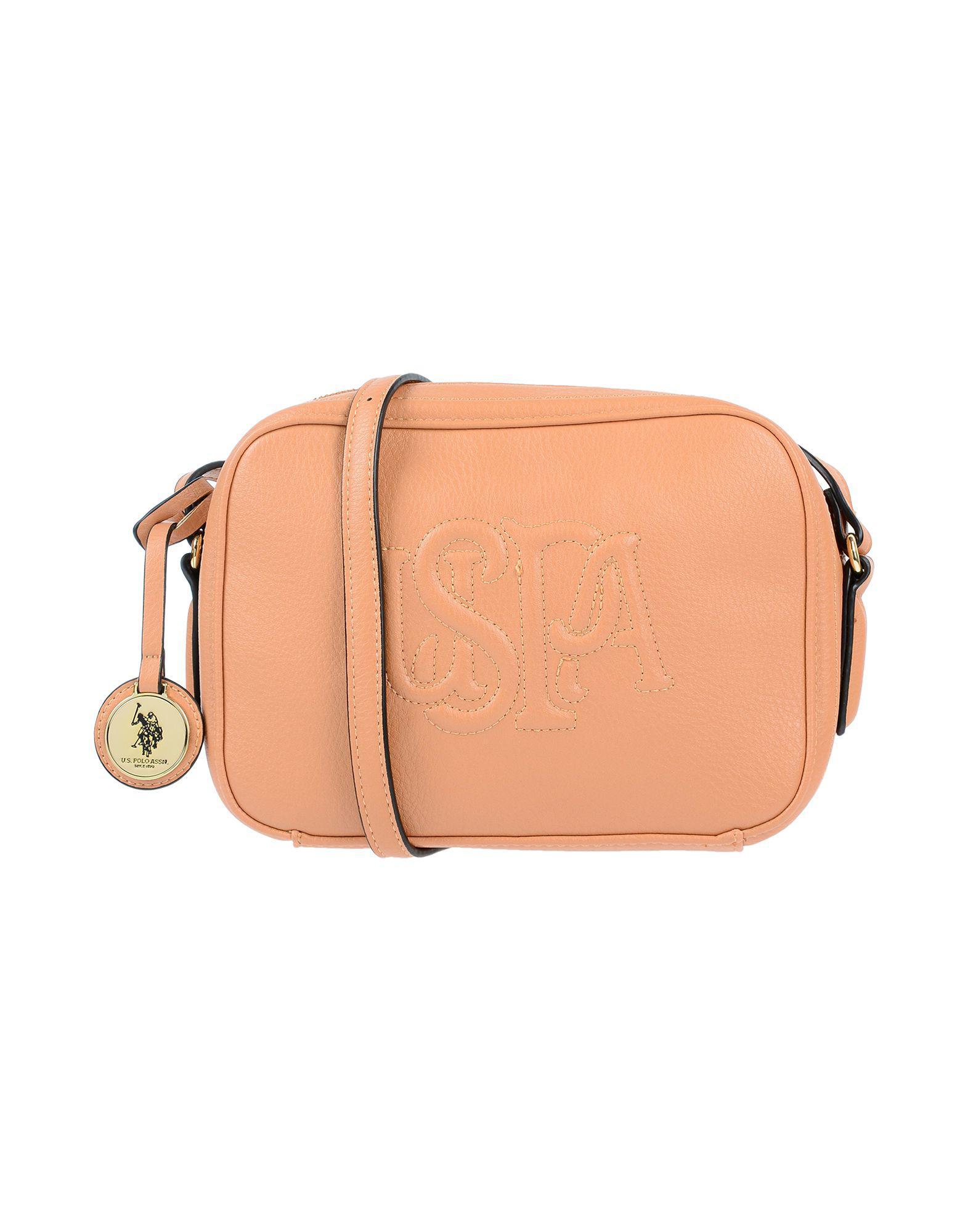 14c6835a0186 U.S. POLO ASSN. Cross-body Bag in Brown - Lyst