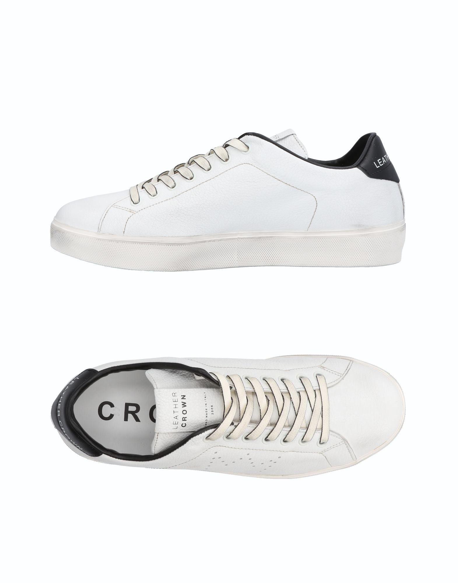 Couronne En Cuir Bas-tops Et Chaussures De Sport g31ALKE2