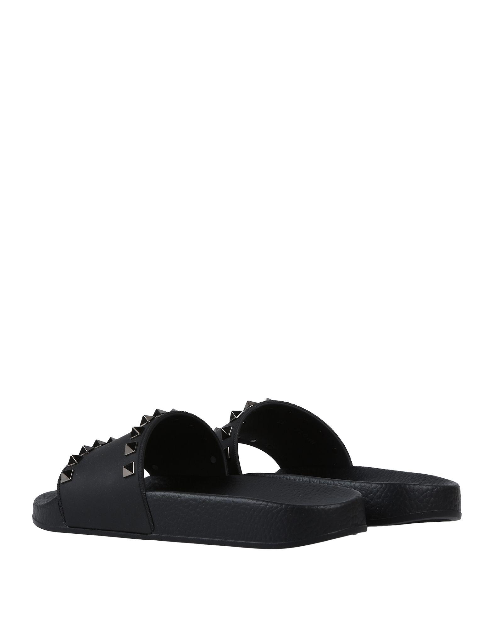 e24f18d1d46e Lyst - Valentino Sandals in Black