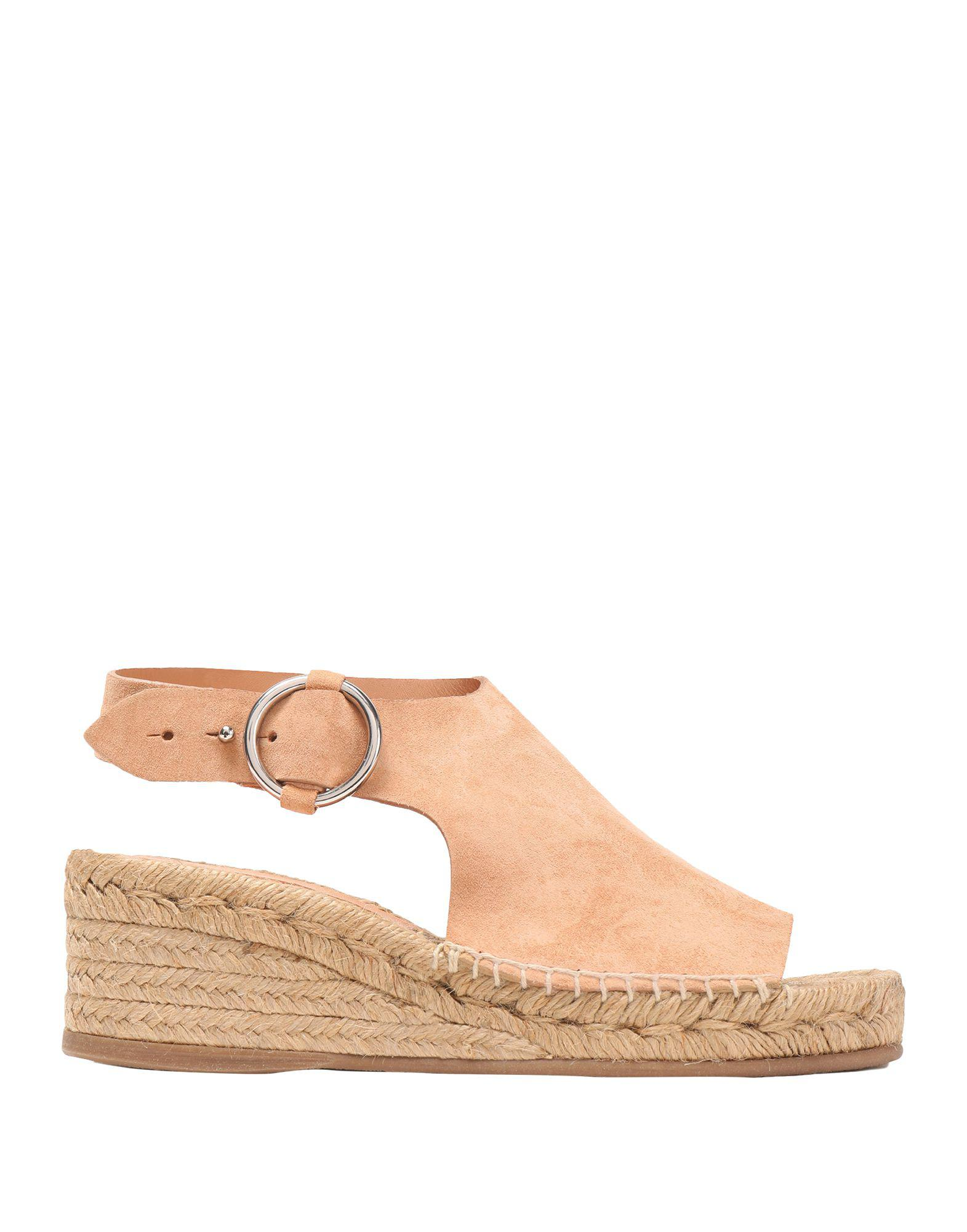7df6776e262be9 Lyst - Rag   Bone Sandals in Natural - Save 74%