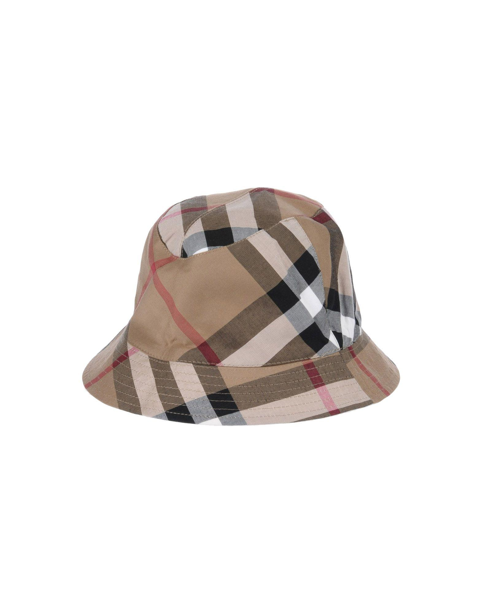 bf064309f34 Lyst - Burberry Hats for Men