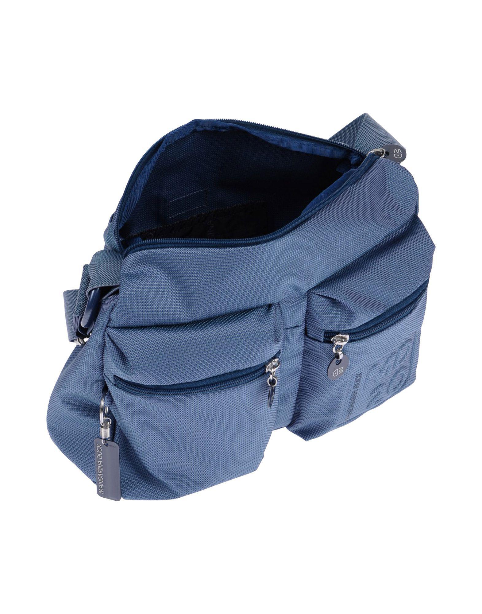 c01ef4f3a Lyst - Bolso con bandolera Mandarina Duck de color Azul