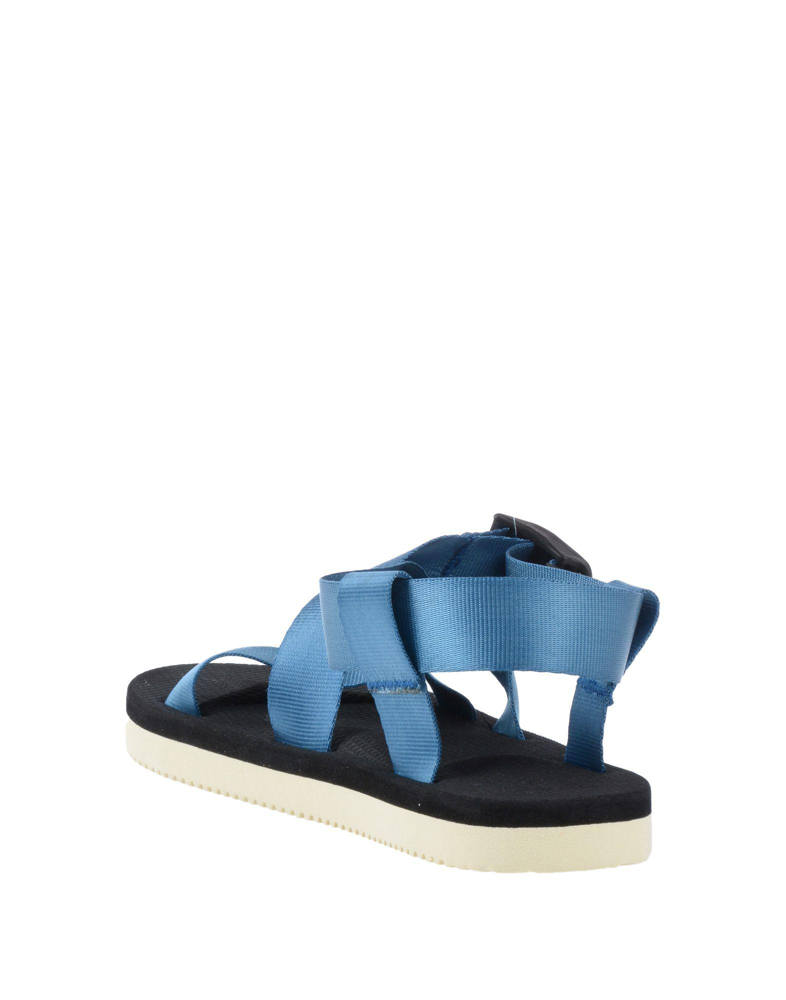 38f8240877d Suicoke Sandals in Blue for Men - Lyst