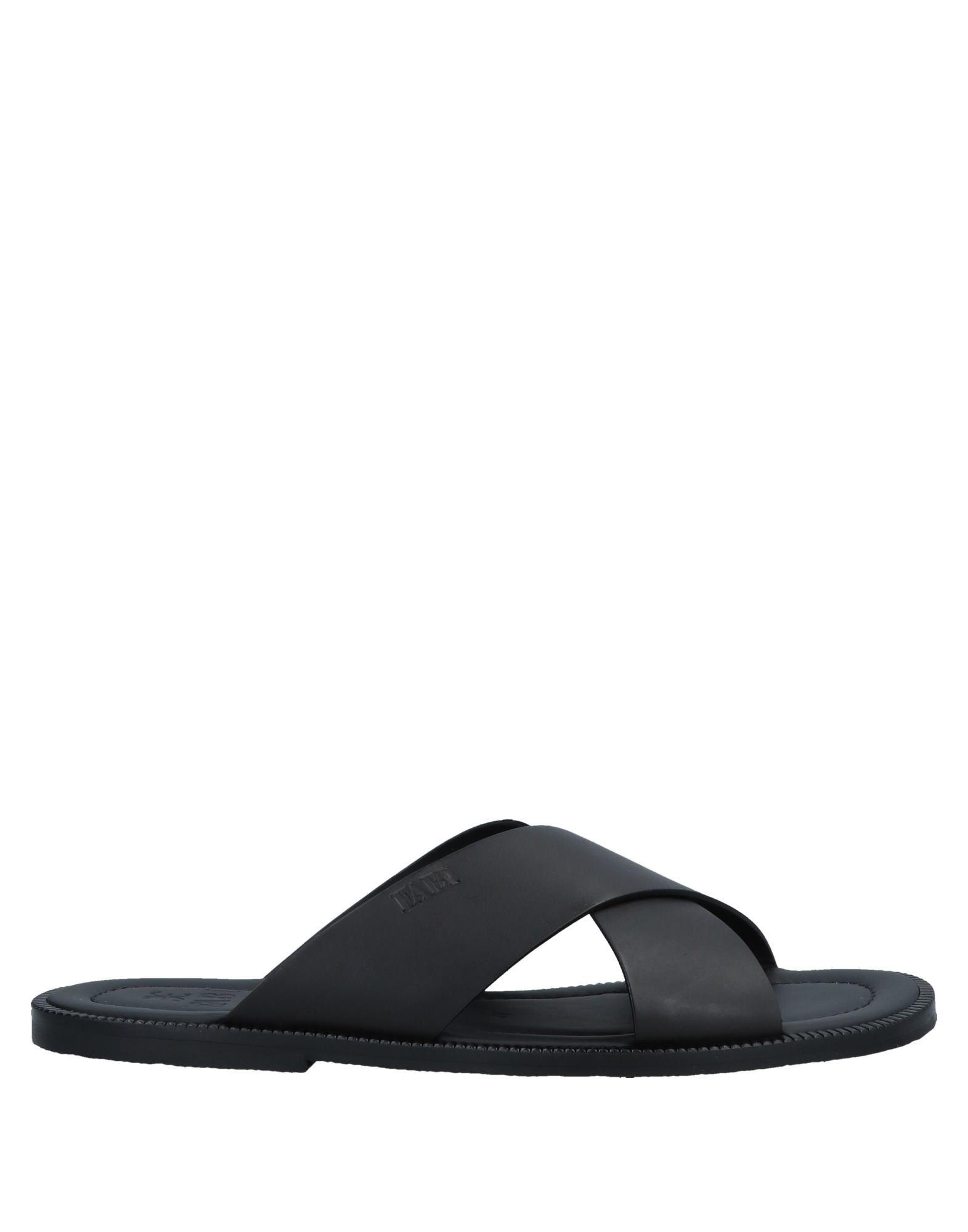 32499f81feec Lyst - Fabi Sandals in Black for Men