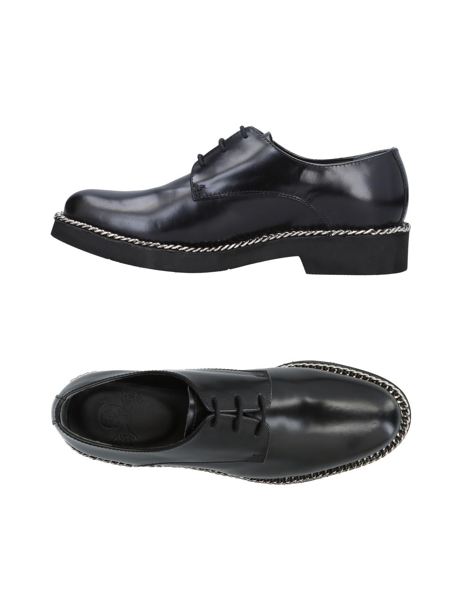 Mr. M. Wolf Lace-up Shoe Loup Chaussures À Lacets X18iq