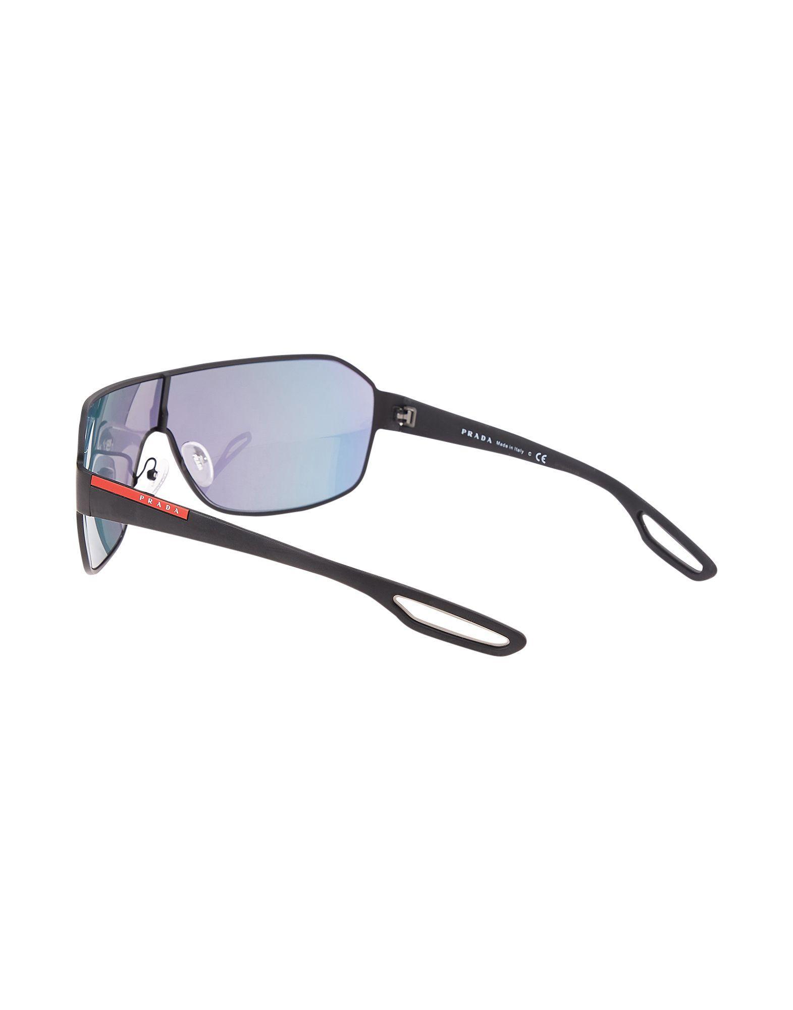 0ef7074c17 Lyst - Prada Sunglasses in Black for Men