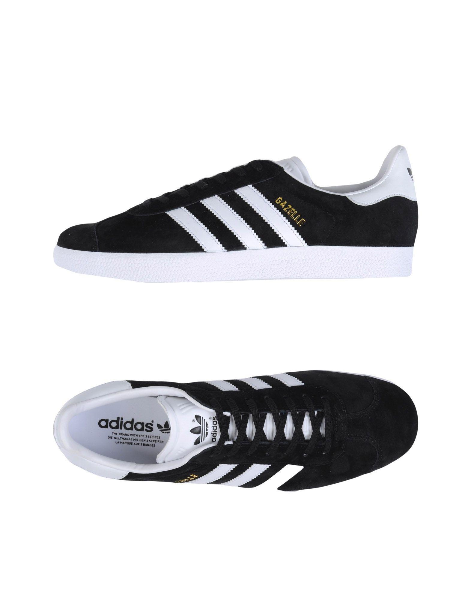 big sale 06431 99736 adidas Originals. Mens Black Low-tops ...