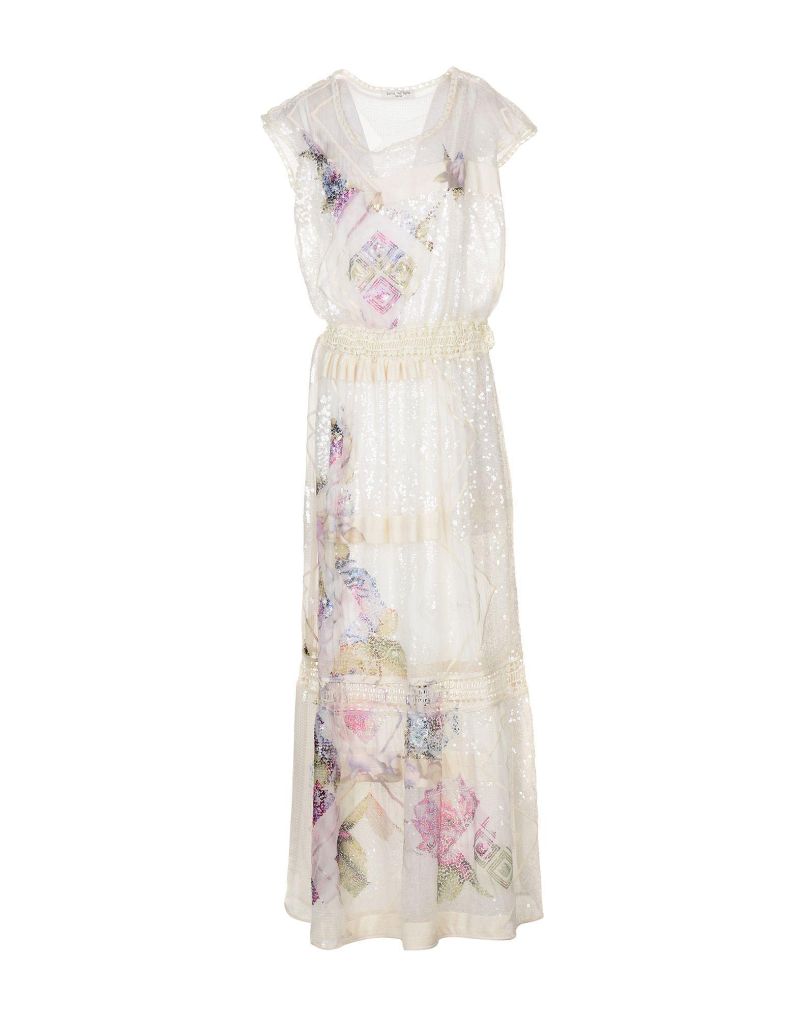DRESSES - Long dresses Sonia Fortuna KA5WDCk