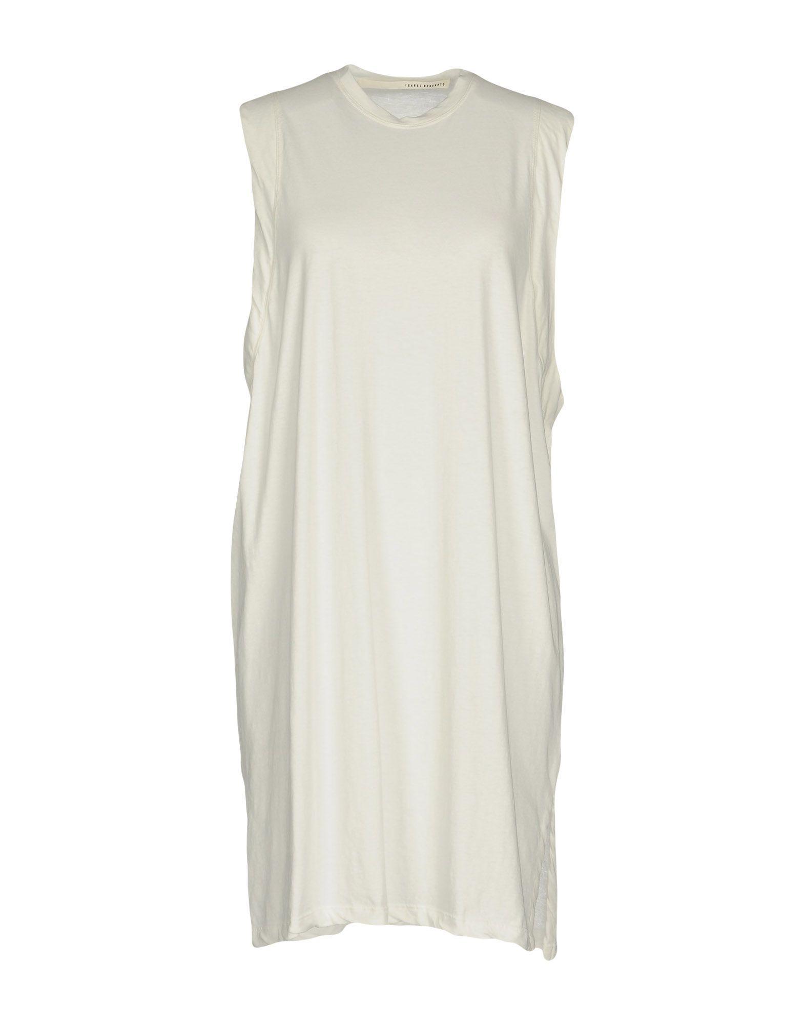 DRESSES - Short dresses Isabel Benenato TH048AUxeE