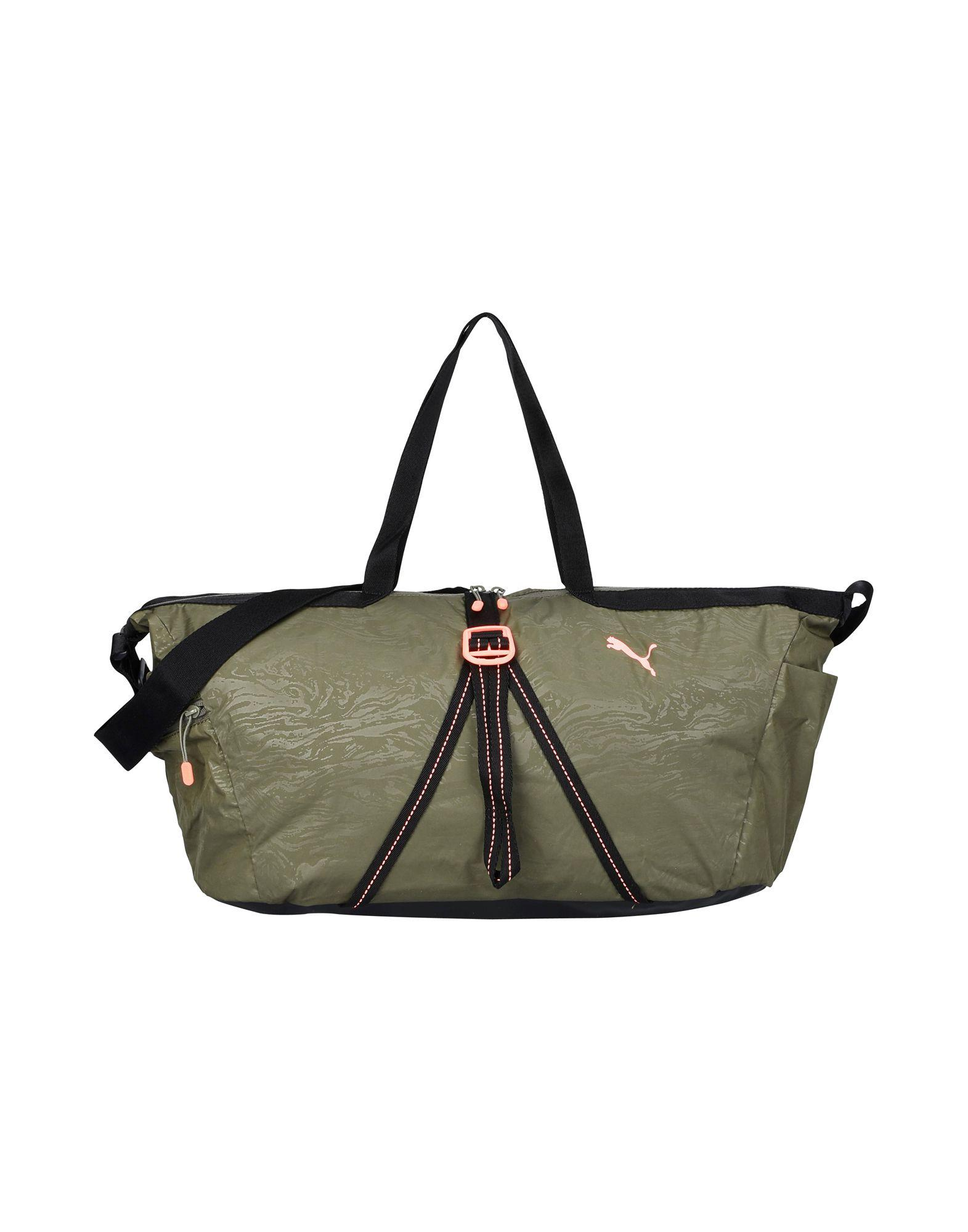 5439fb9820 PUMA Luggage in Green - Lyst
