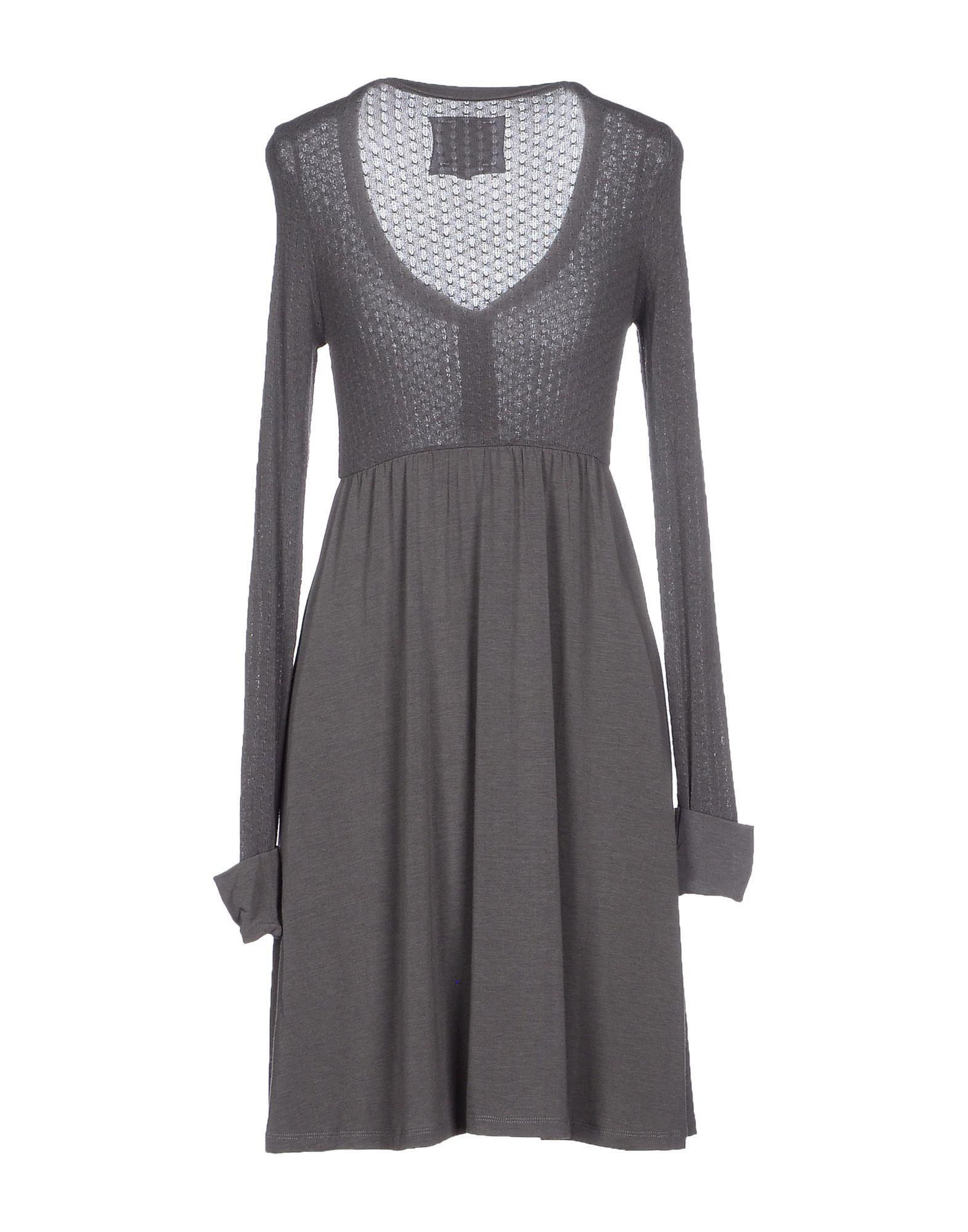 0382810a696 Lyst - Made In Heaven Short Dress in Gray