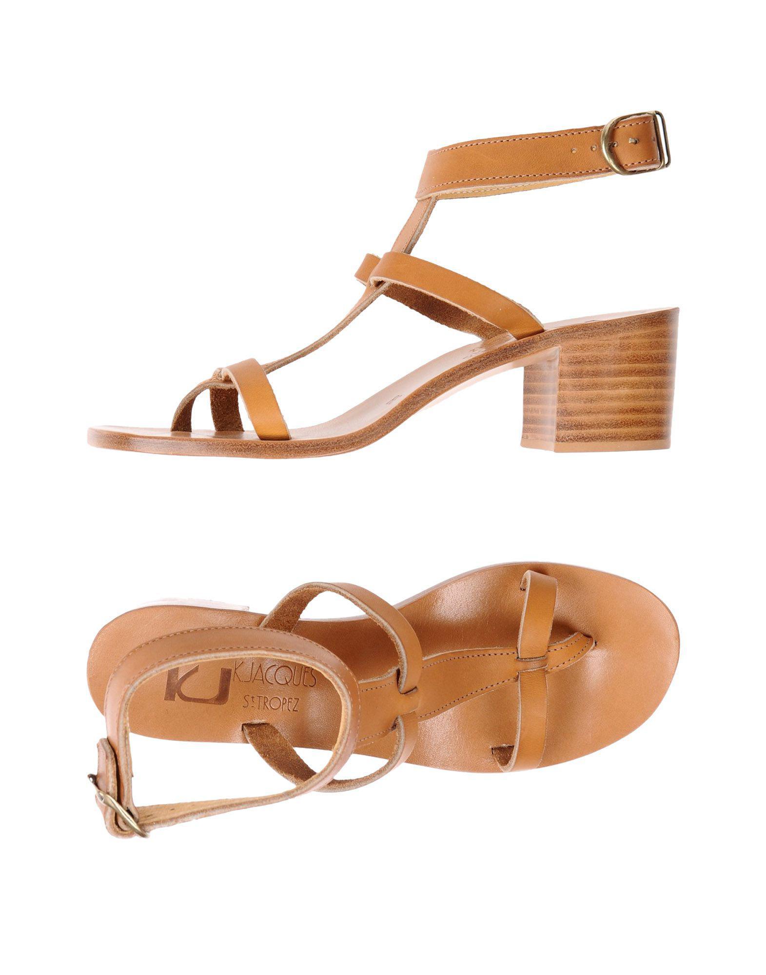 FOOTWEAR - Toe post sandals K.Jacques LOcFCNV